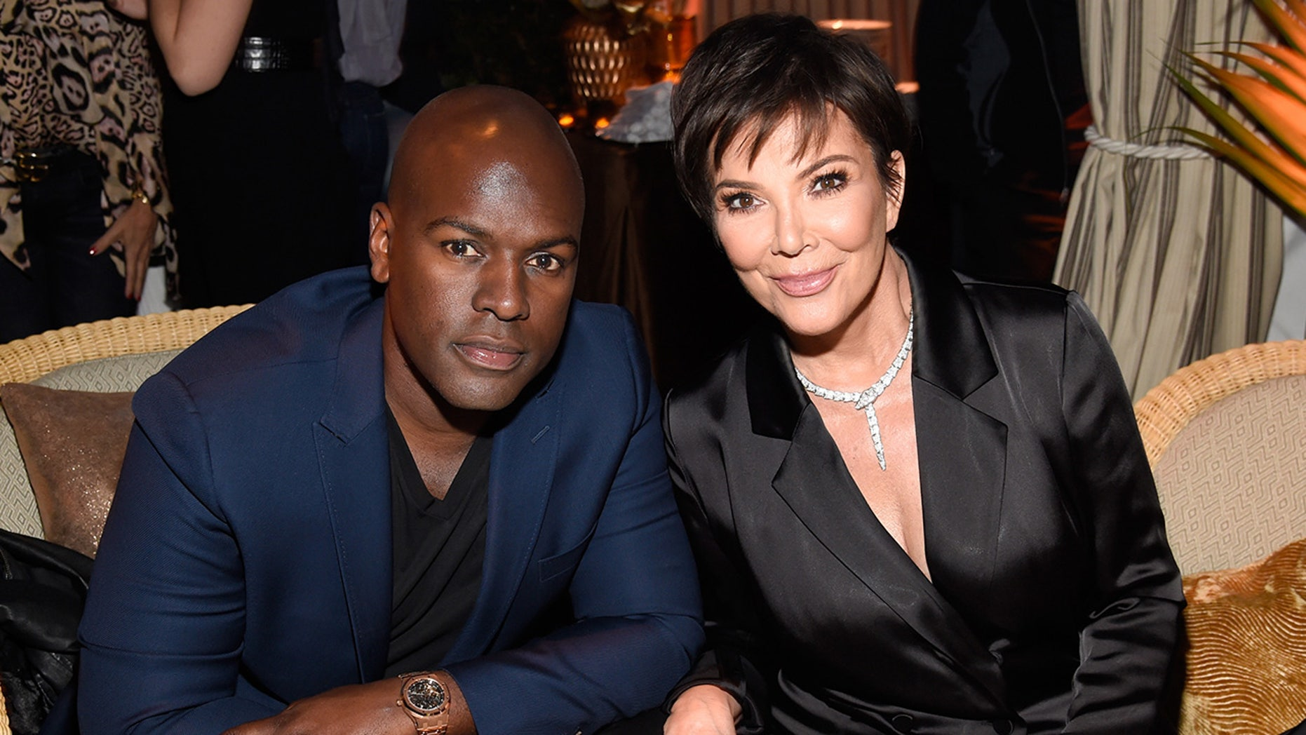 Jenner and Gamble began dating in 2014.