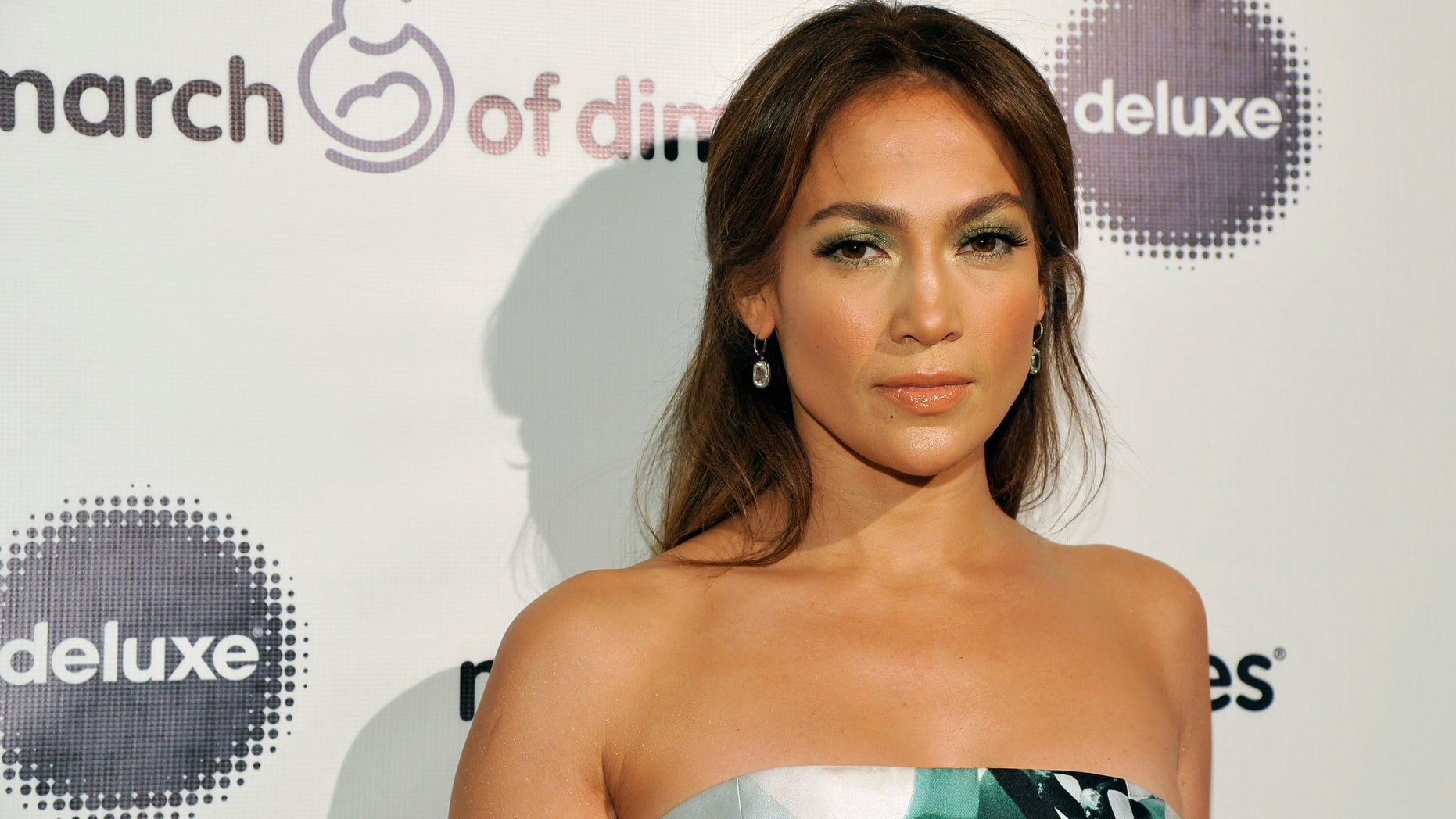 BEVERLY HILLS, CA - DECEMBER 06:  Actress/Singer Jennifer Lopez attends the March of Dimes Celebration of Babies Luncheon at Beverly Hills Hotel on December 6, 2013 in Beverly Hills, California.  (Photo by John Sciulli/Getty Images for March of Dimes)