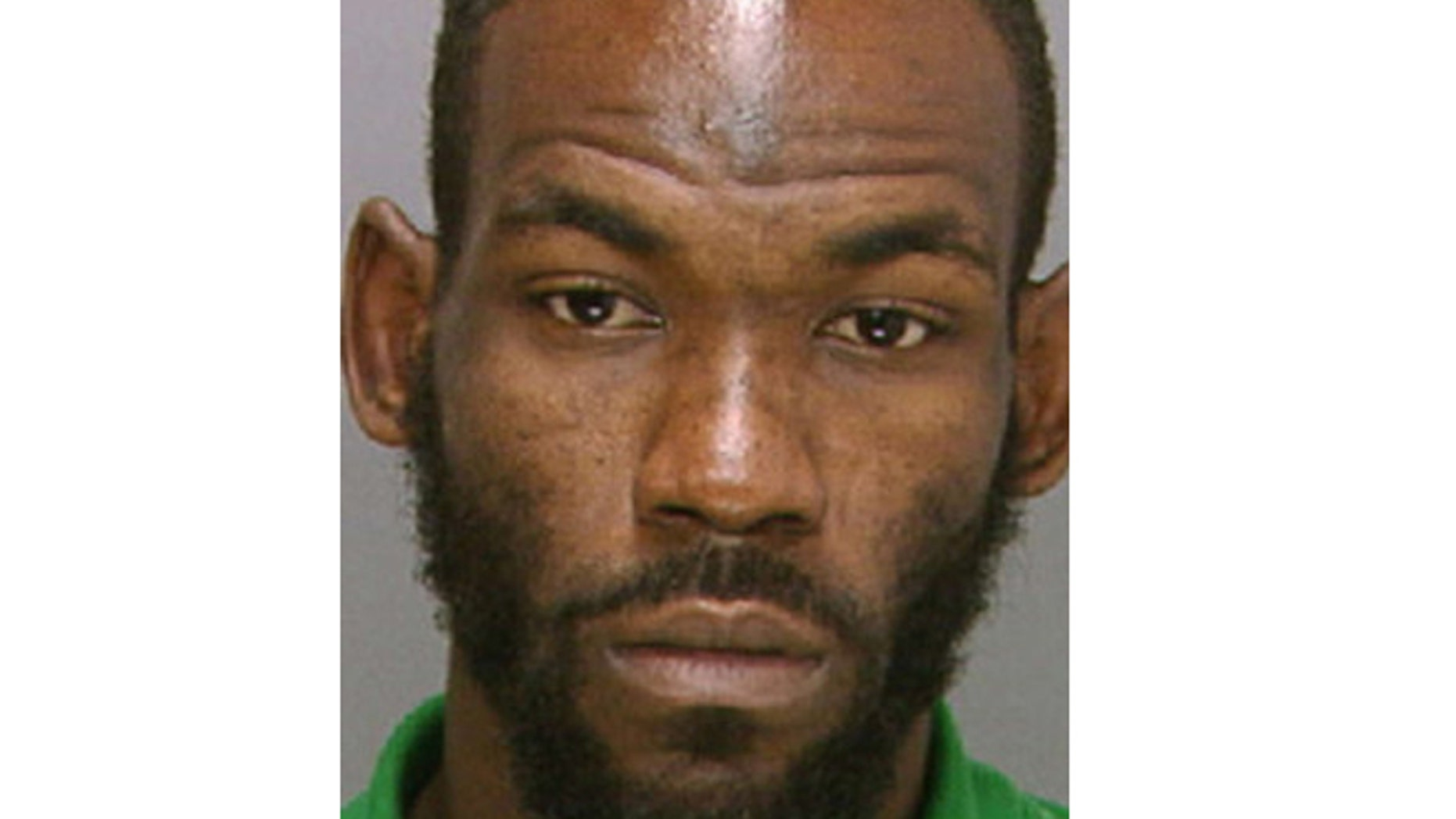 Jermal Ponds is behind bars after police say he carried a partly disassembled AK-47 assault rifle and other weapons onto a crowded subway car.