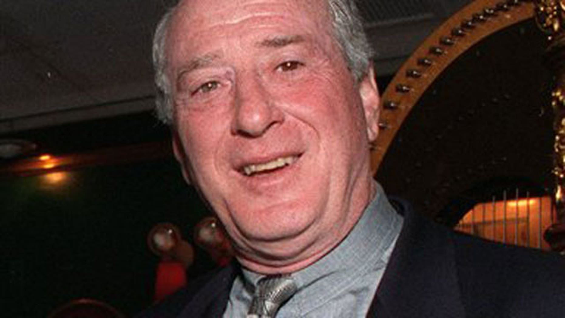Jerry Leiber is seen in a file photo from 1992 in New York City (AP)