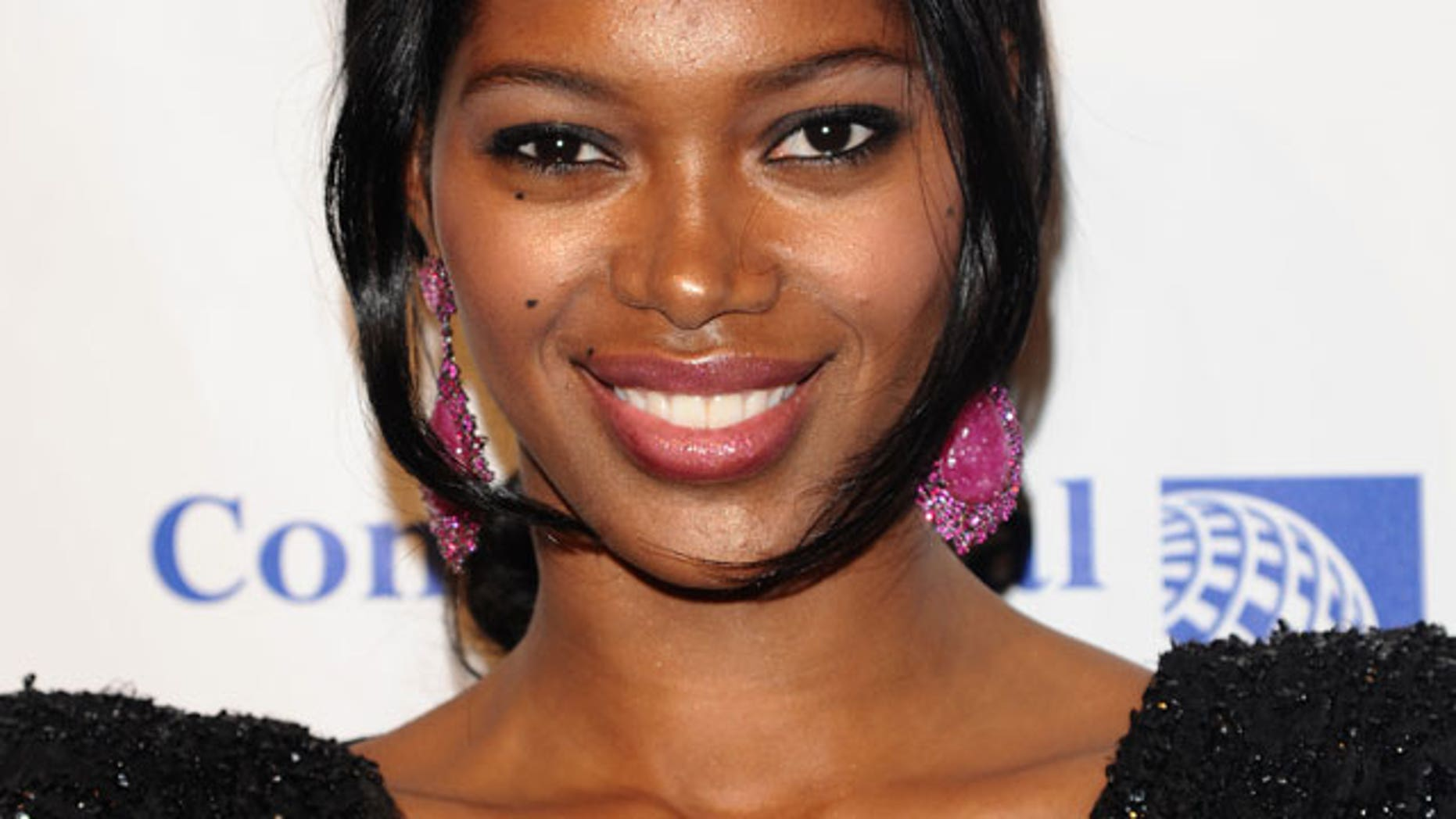 Model Jessica White, Sean Penn's girlfriend, was arrested for assault Saturday.