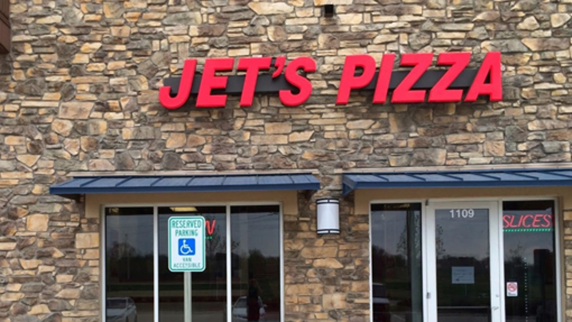 A Texas teen was fired over twitter by the manager of Jet's Pizza in Mansfield, Texas after she tweeted out how she was not looking forward to working there. (Google Maps)