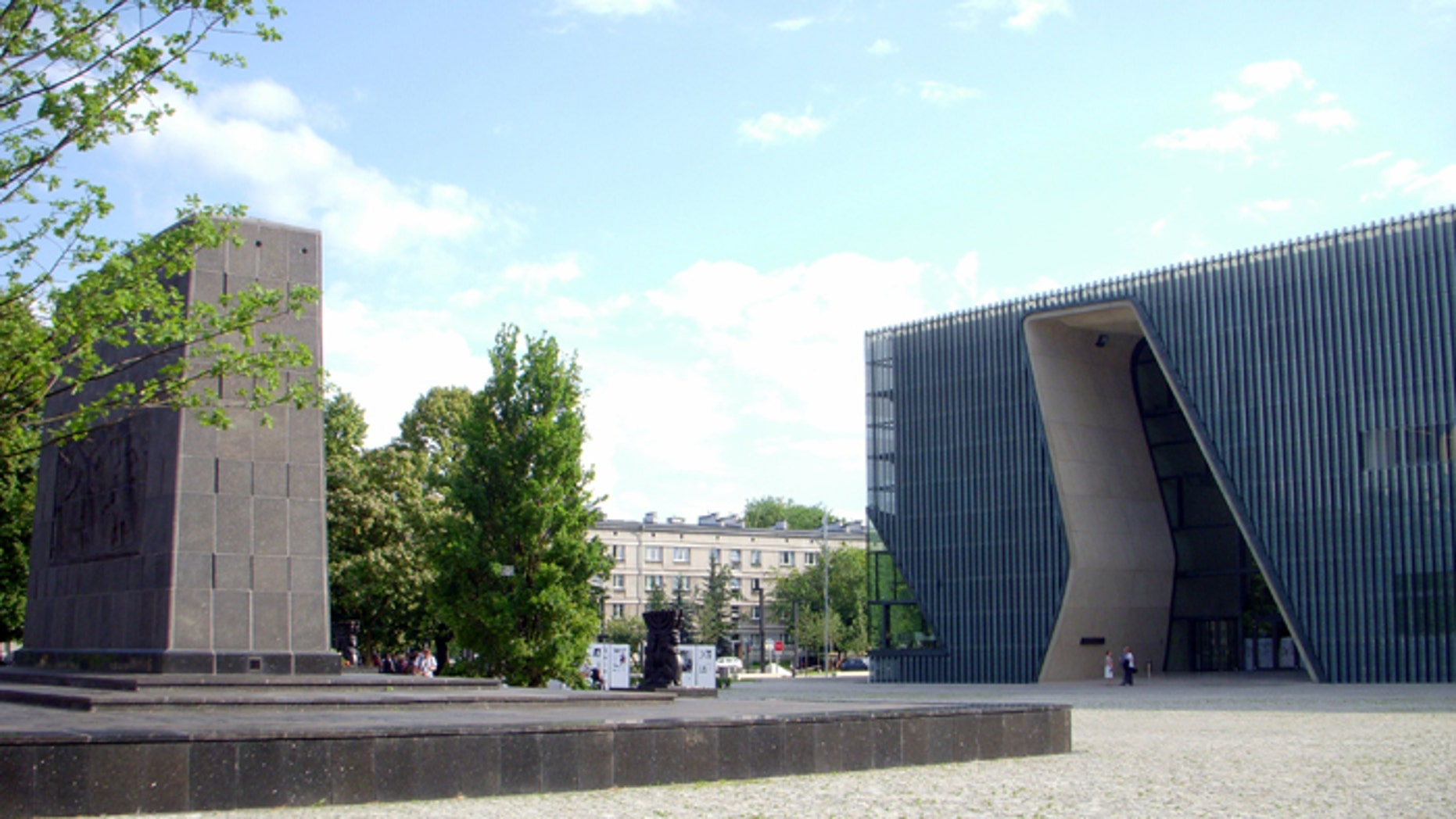 Polish officials hope the Museum of the History of Polish Jews can be a force for educating a new generation on the importance of tolerance and the contribution of Poland's Jewish population.