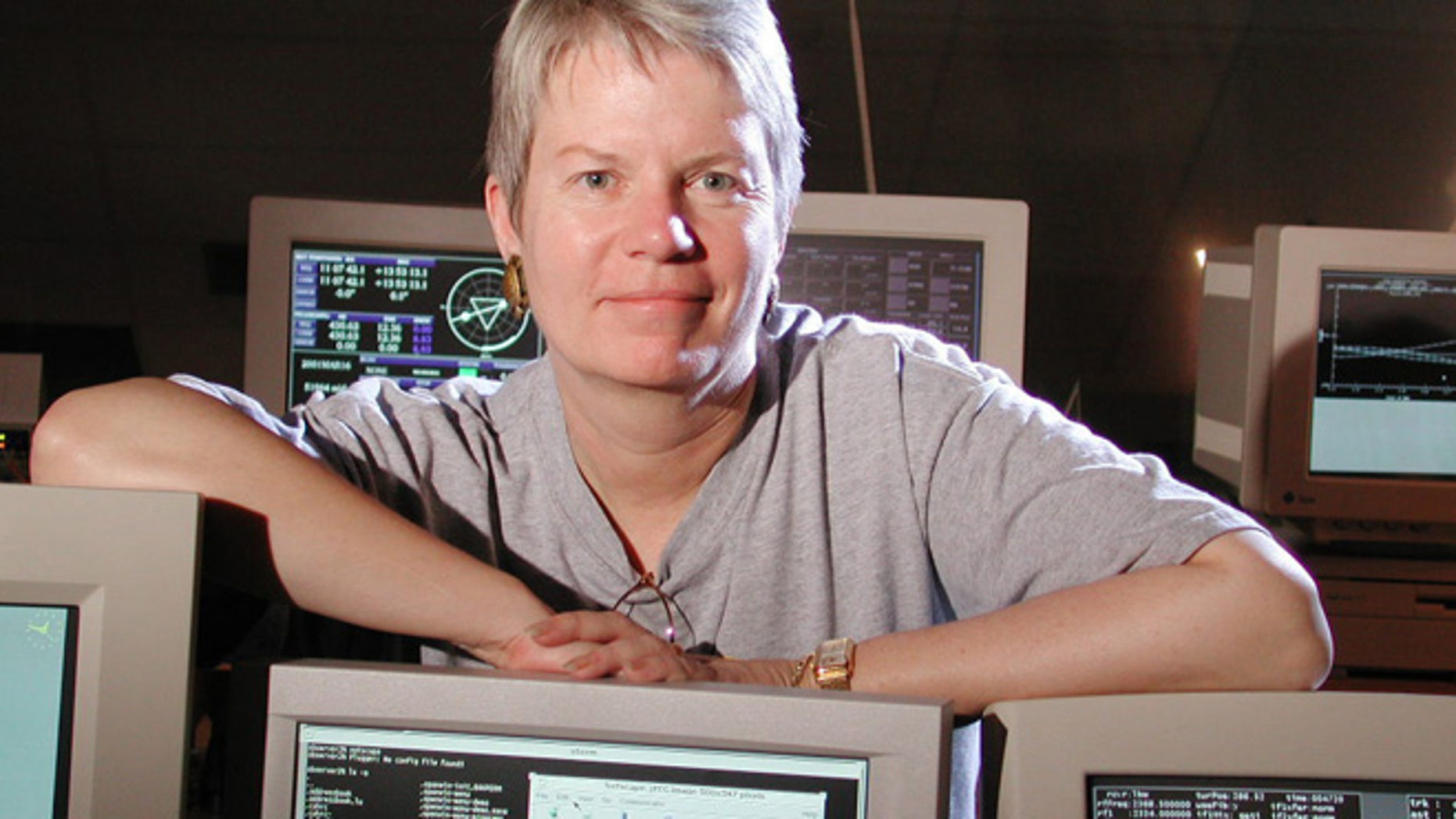 """Jill Tarter, the alien-hunting model for Jodie Foster's character in the movie """"Contact,"""" is retiring after 35 years of searching the skies."""