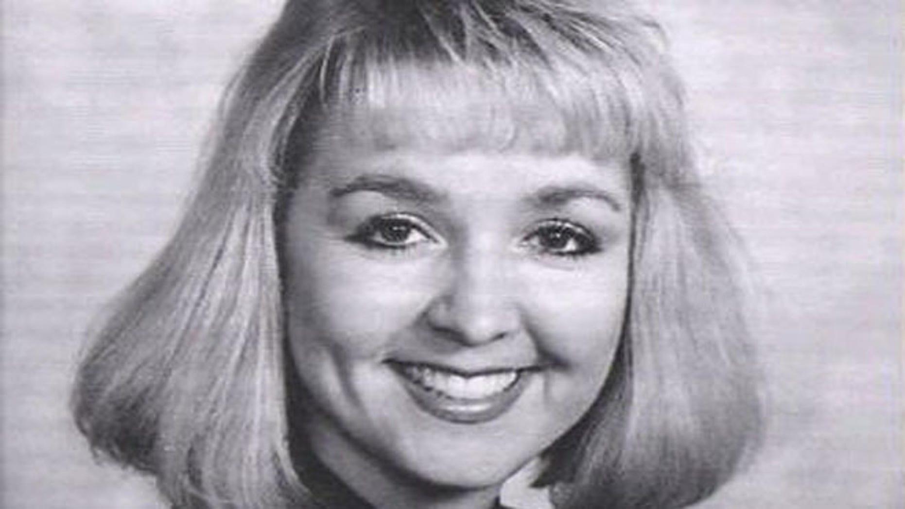 Iowa news anchor Jodi Huisentruit is seen in this undated image.