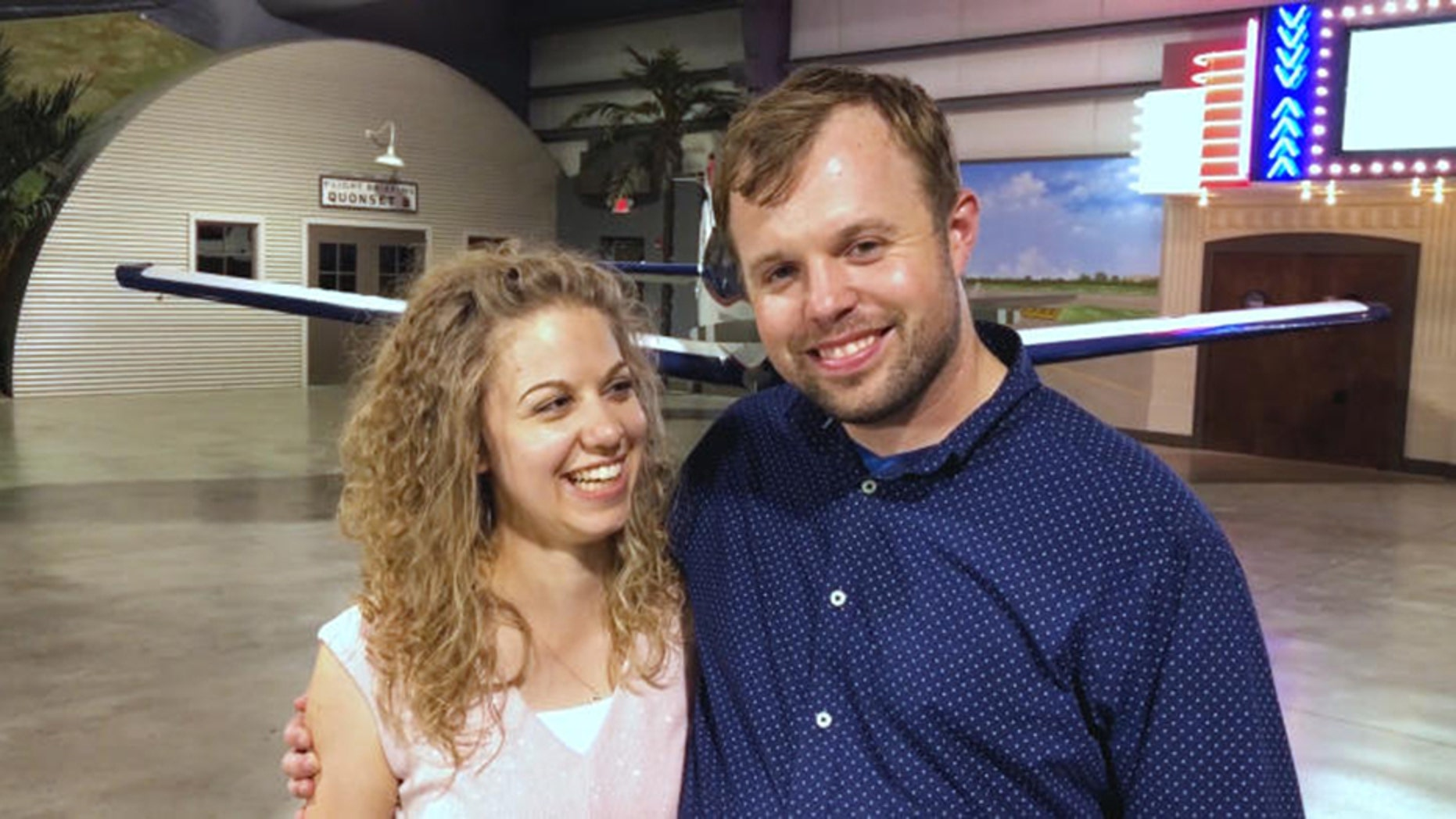 are any other duggars courting