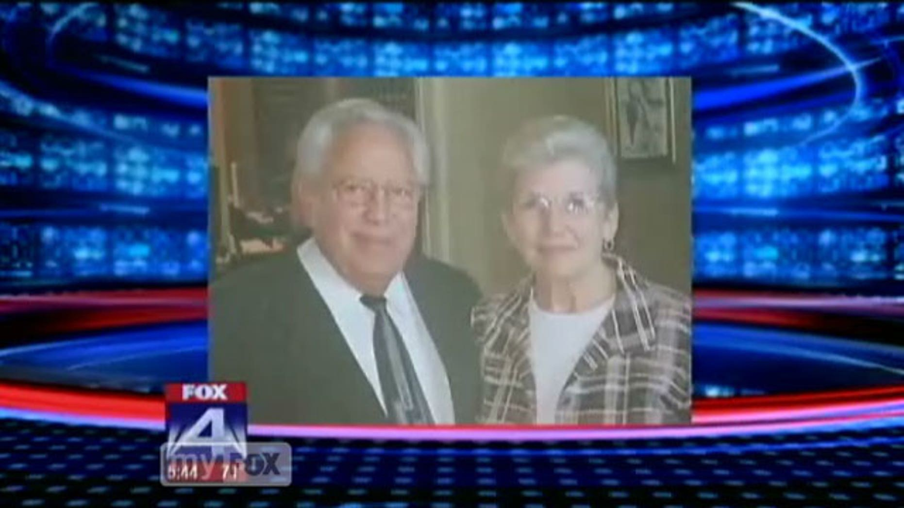 John and Wanda Casias