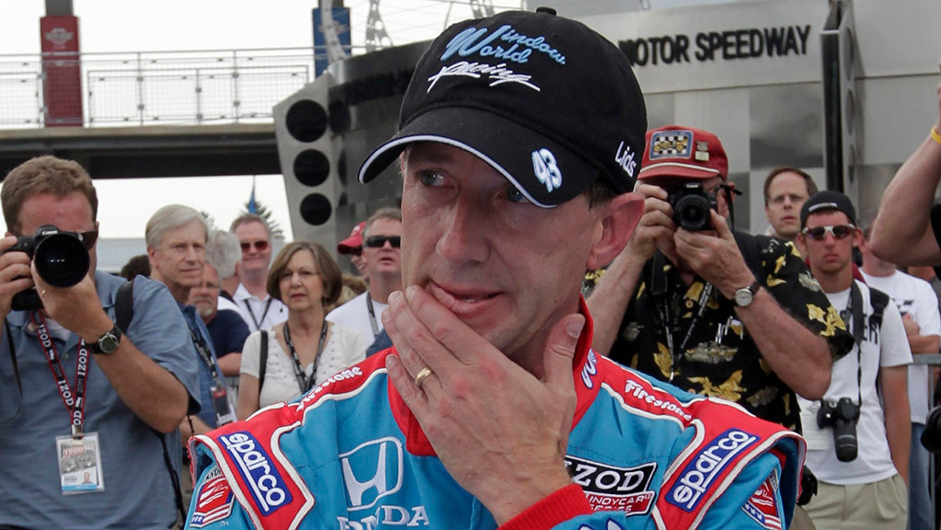 John Andretti last competed at the 2011 Indy 500.