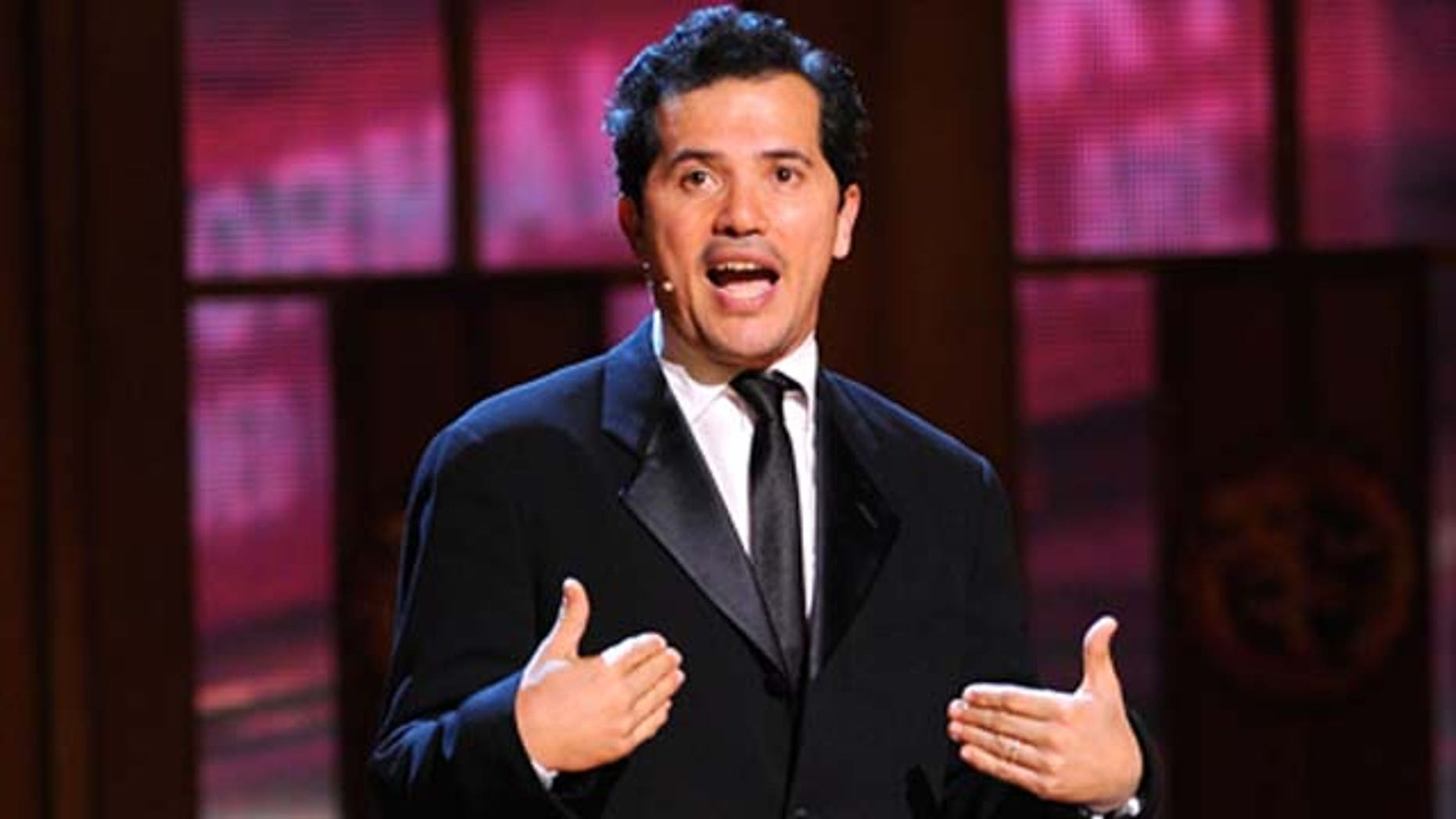June 12, 2011: John Leguizamo speaks on stage during the 65th Annual Tony Awards at the Beacon Theatre in New York City.