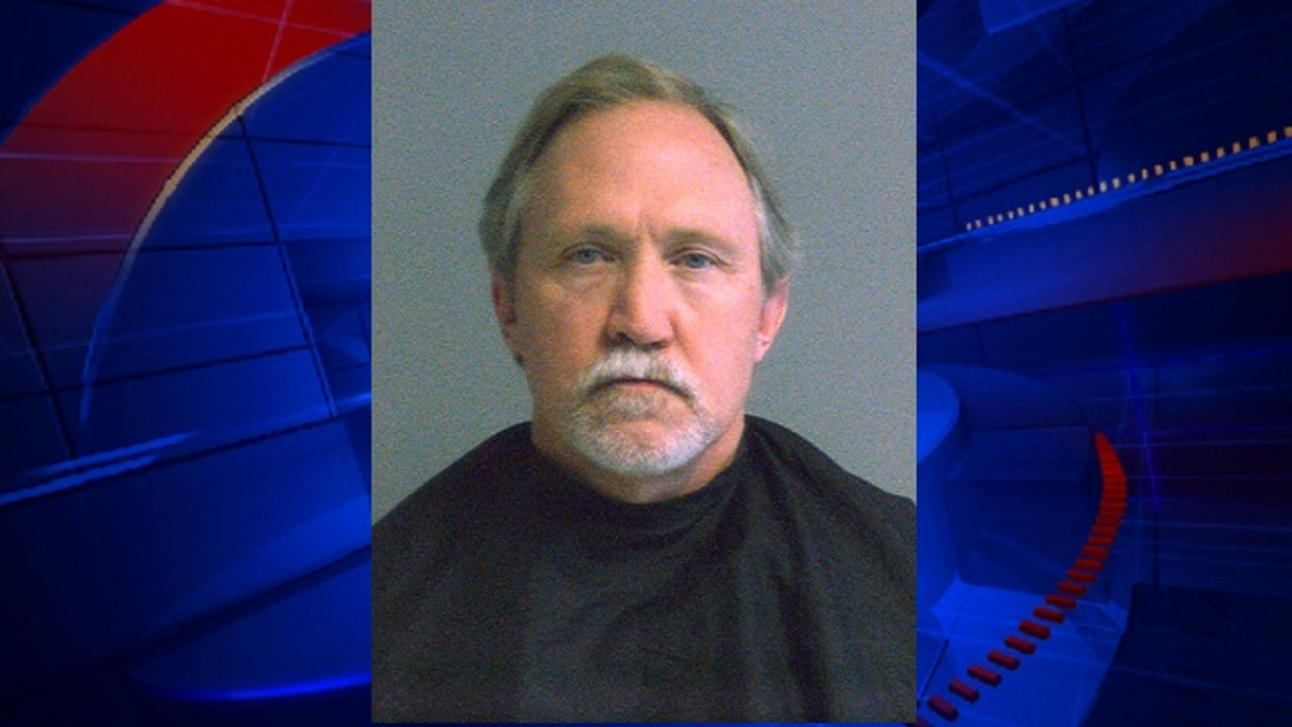 This photo, obtained by Fox affiliate WAGA-TV, shows Douglasville elementary school principal John McGill.
