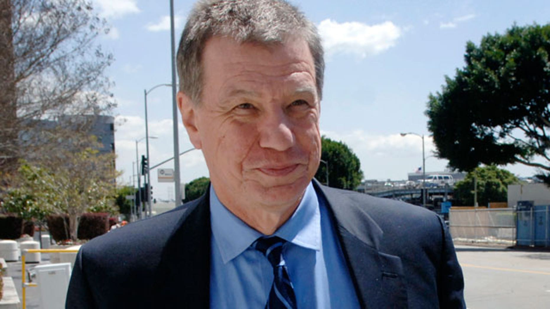 John McTiernan, director of the film 'Die Hard'