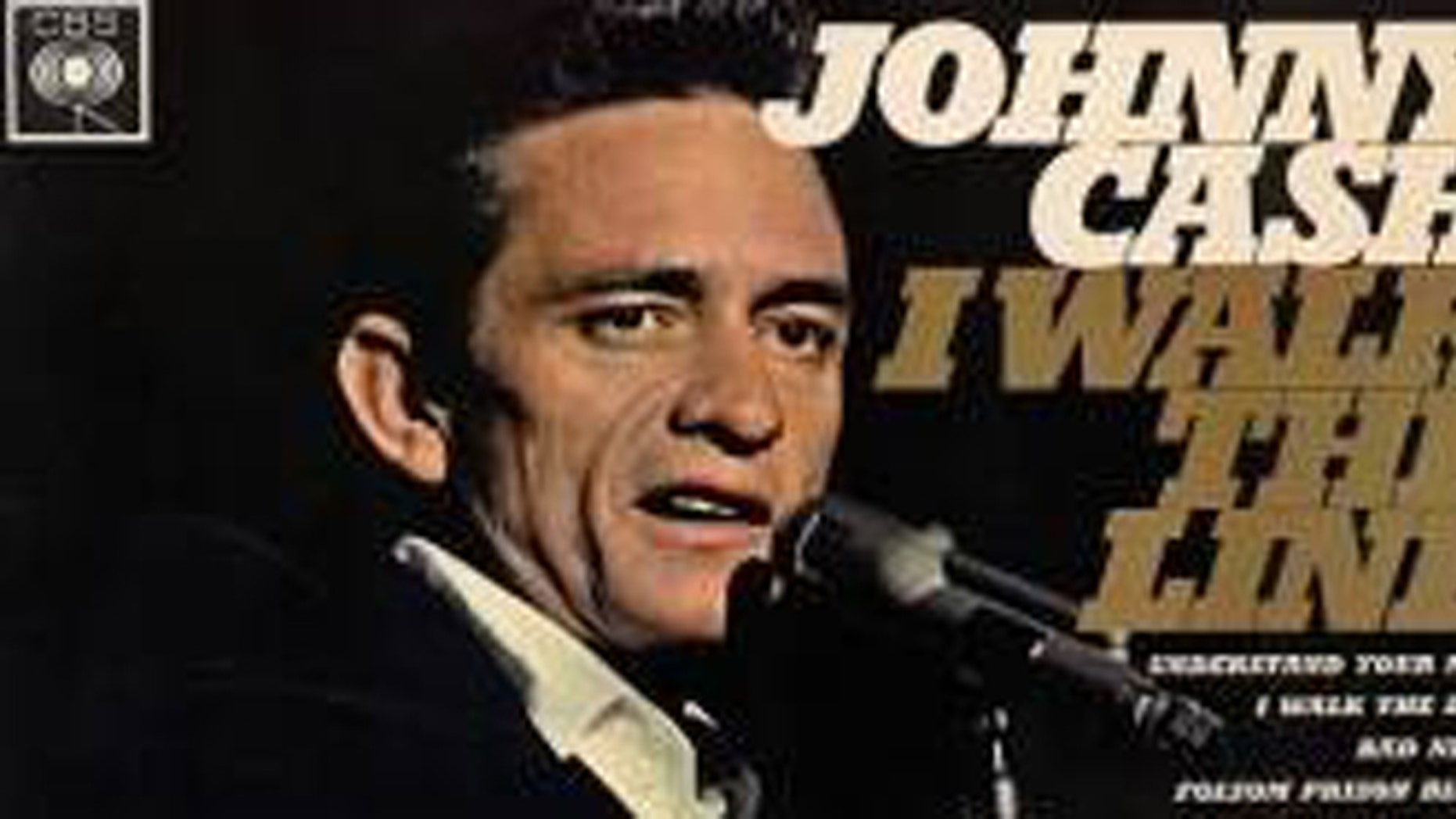 Johnny Cash's ninetheeth album: I Walk the Line