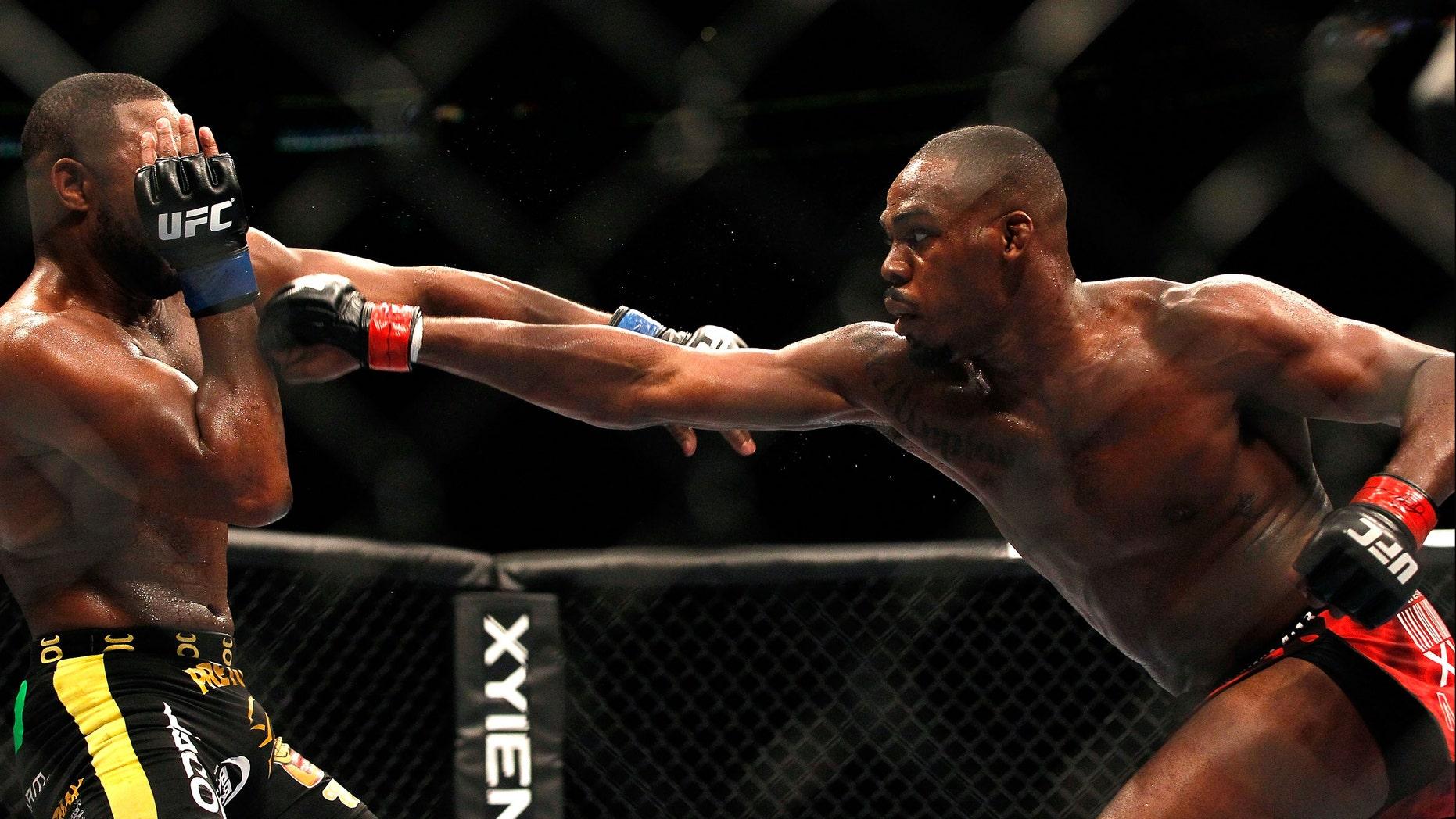 UFC: Jon Jones Vs  Chael Sonnen, Could There Be An Upset