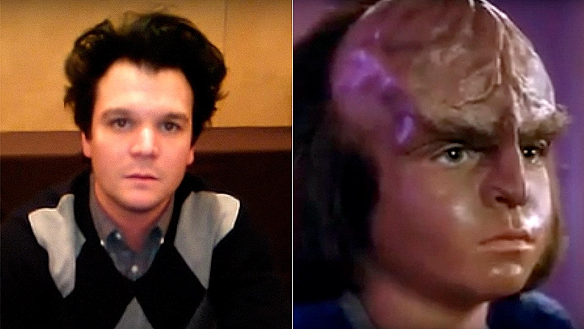 """Jon Paul Steuer played Alexander Rozhenko in """"Star Trek: The Next Generation."""" He died on New Year's Day at the age of 33."""