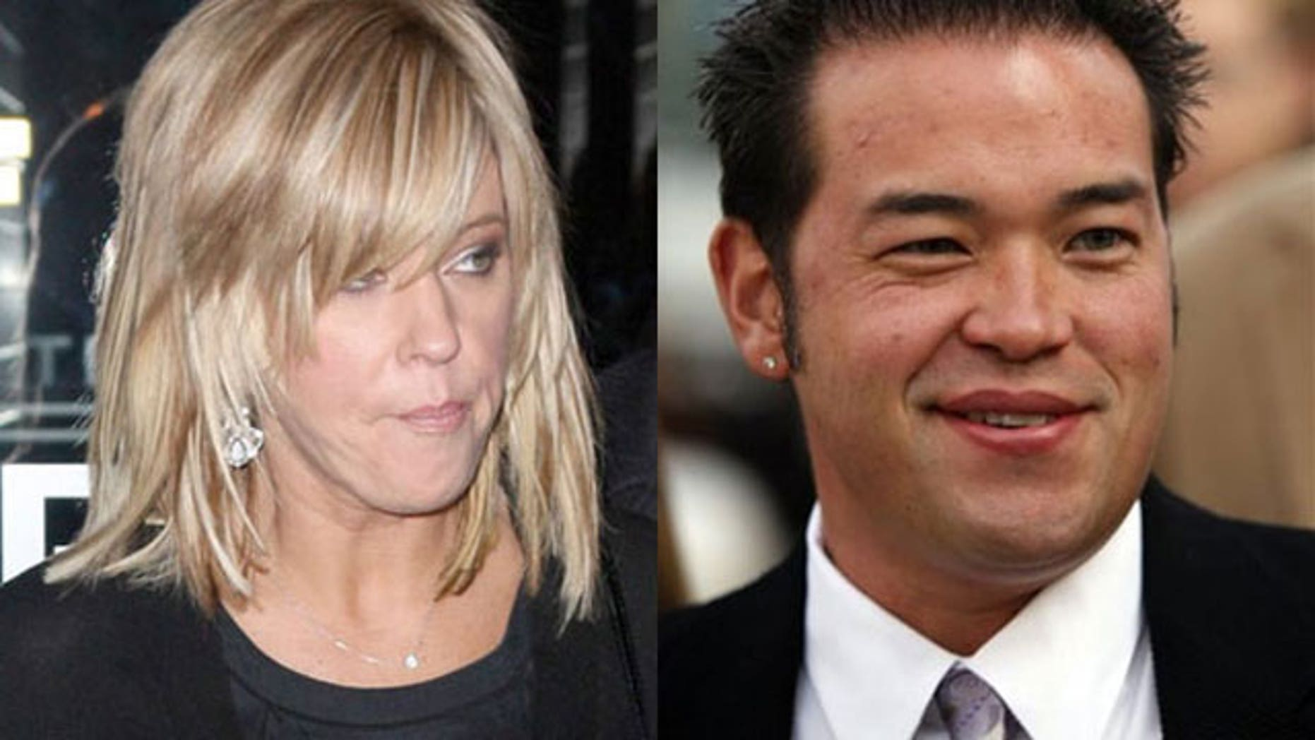 Kate and Jon Gosselin were once the portrait of wedded bliss until their marriage broke apart in front of the cameras on 'Jon and Kate Plus Eight'