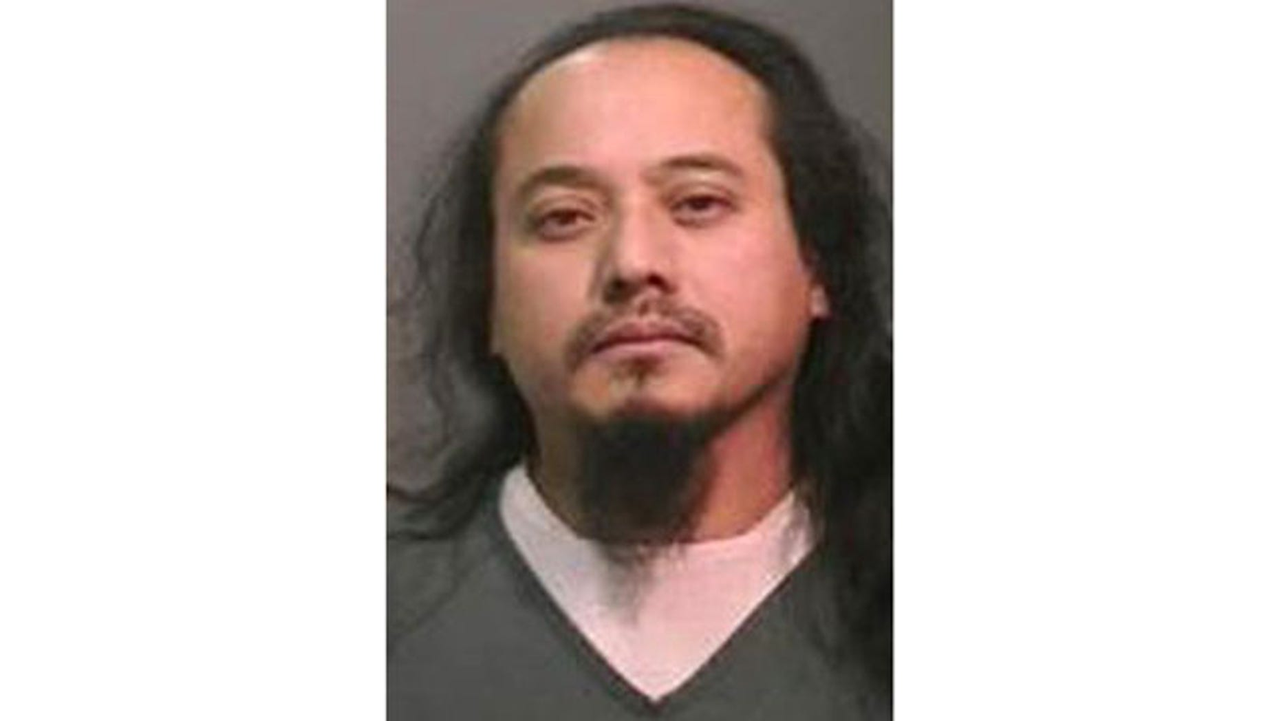 Photo provided by the Jackson County Jail shows Jordan Adam Criado in 2005.