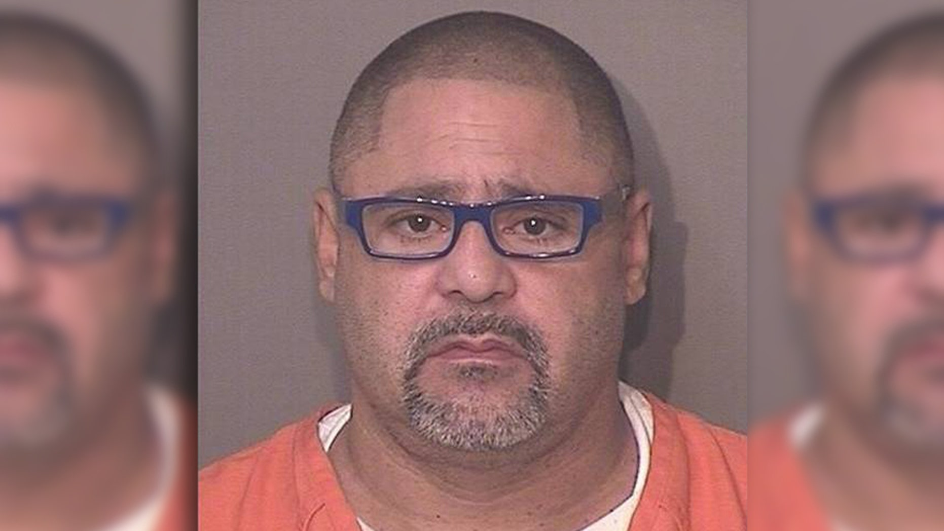 "Jorge Porto-Sierra, 50, was charged Thursday with four counts of premeditated murder, after police say he tried to ""barbecue"" sex offenders to death."