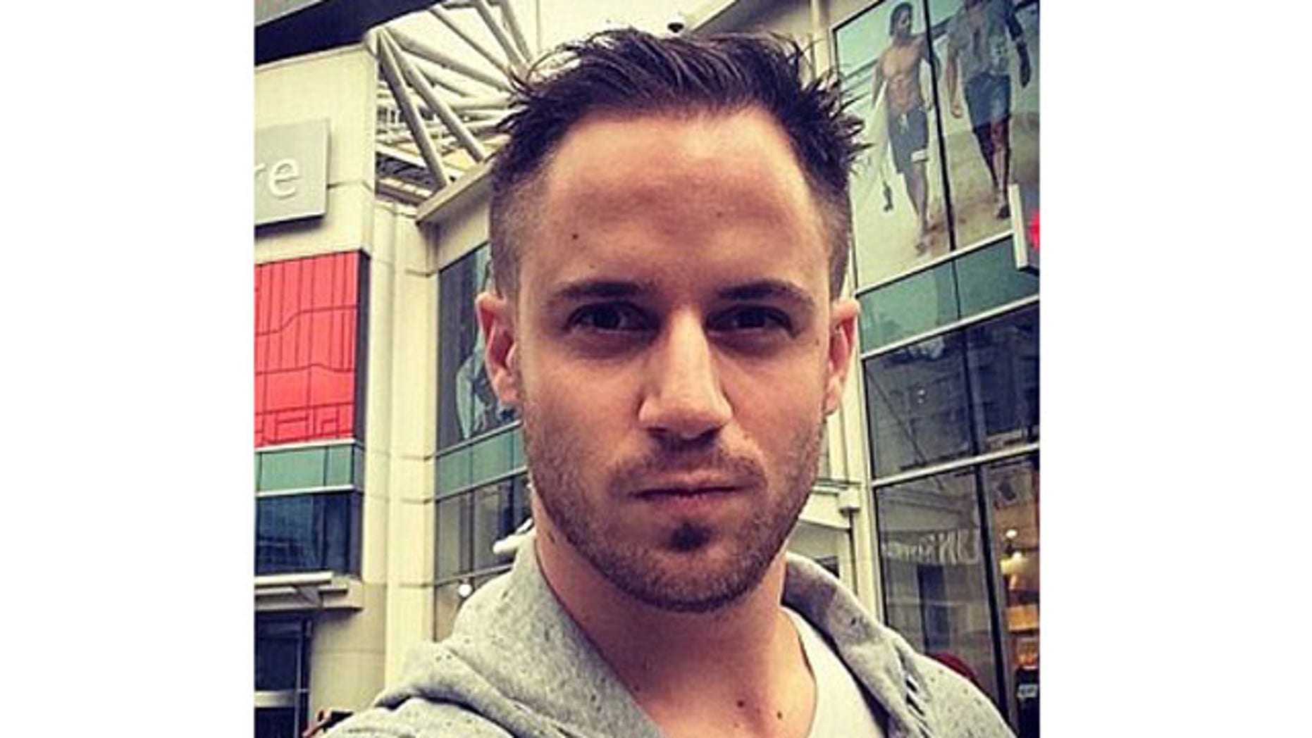 Julien Blanc is pictured here in an undated photo.