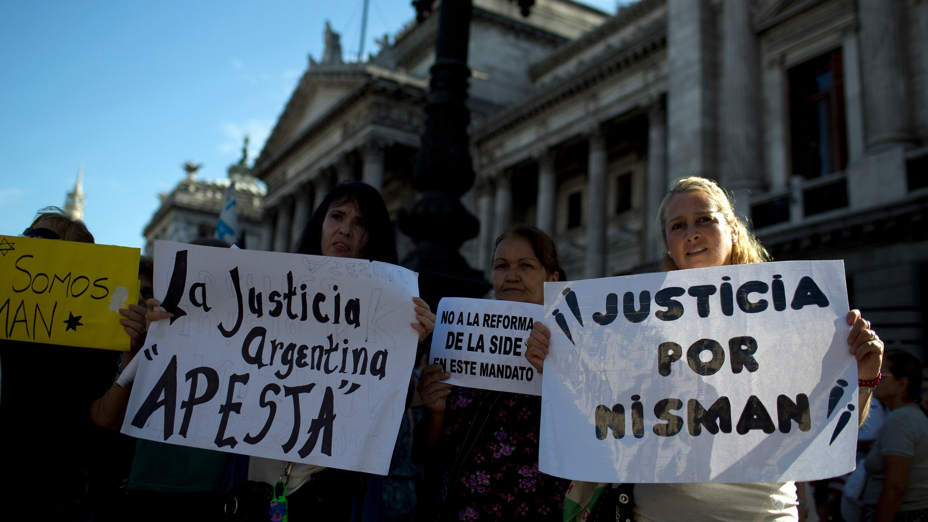 Buenos Aires, Argentina, Wednesday, Feb. 4, 2015.