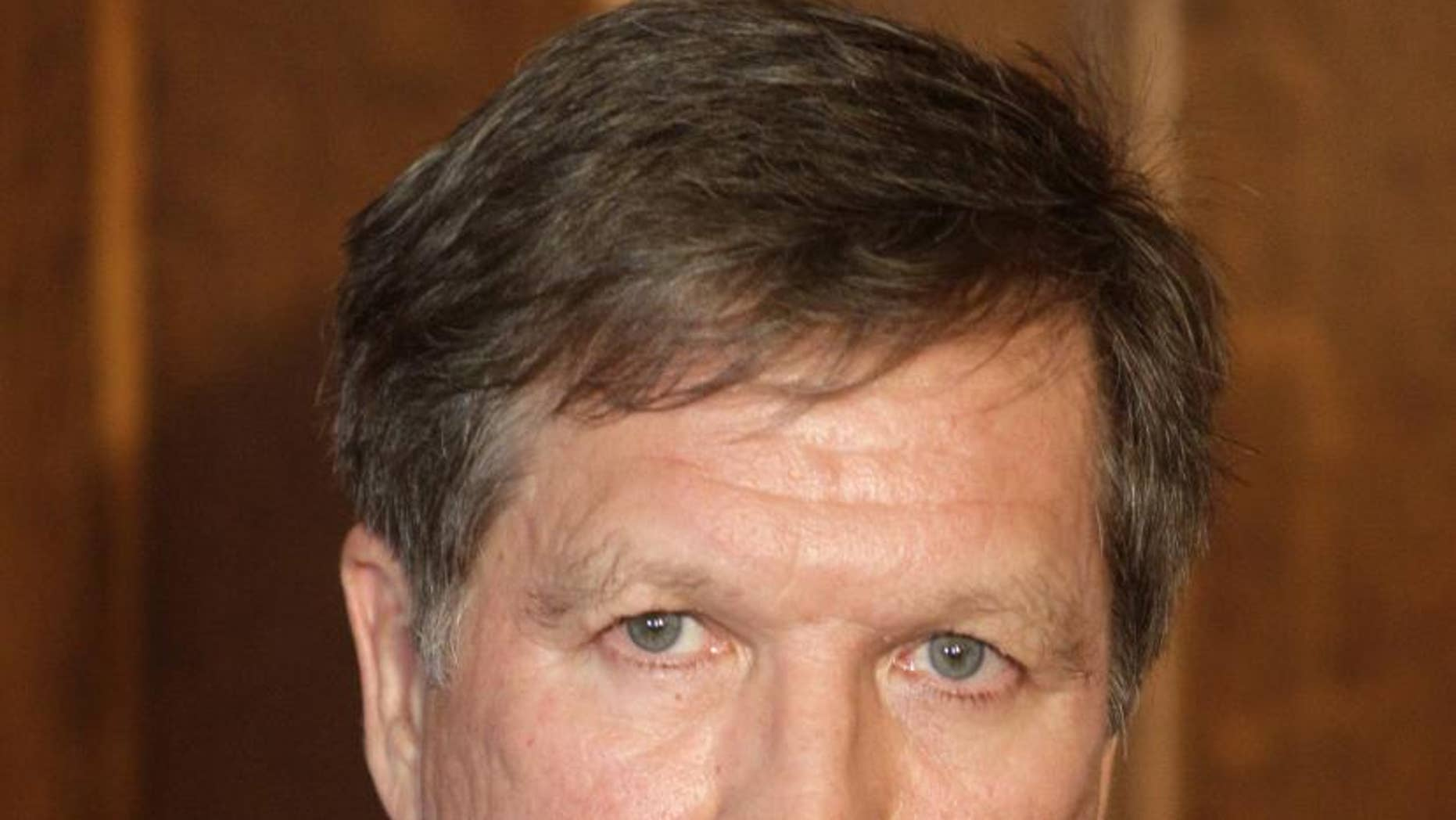 Ohio Gov. John Kasich  (AP File Photo/Al Behrman)
