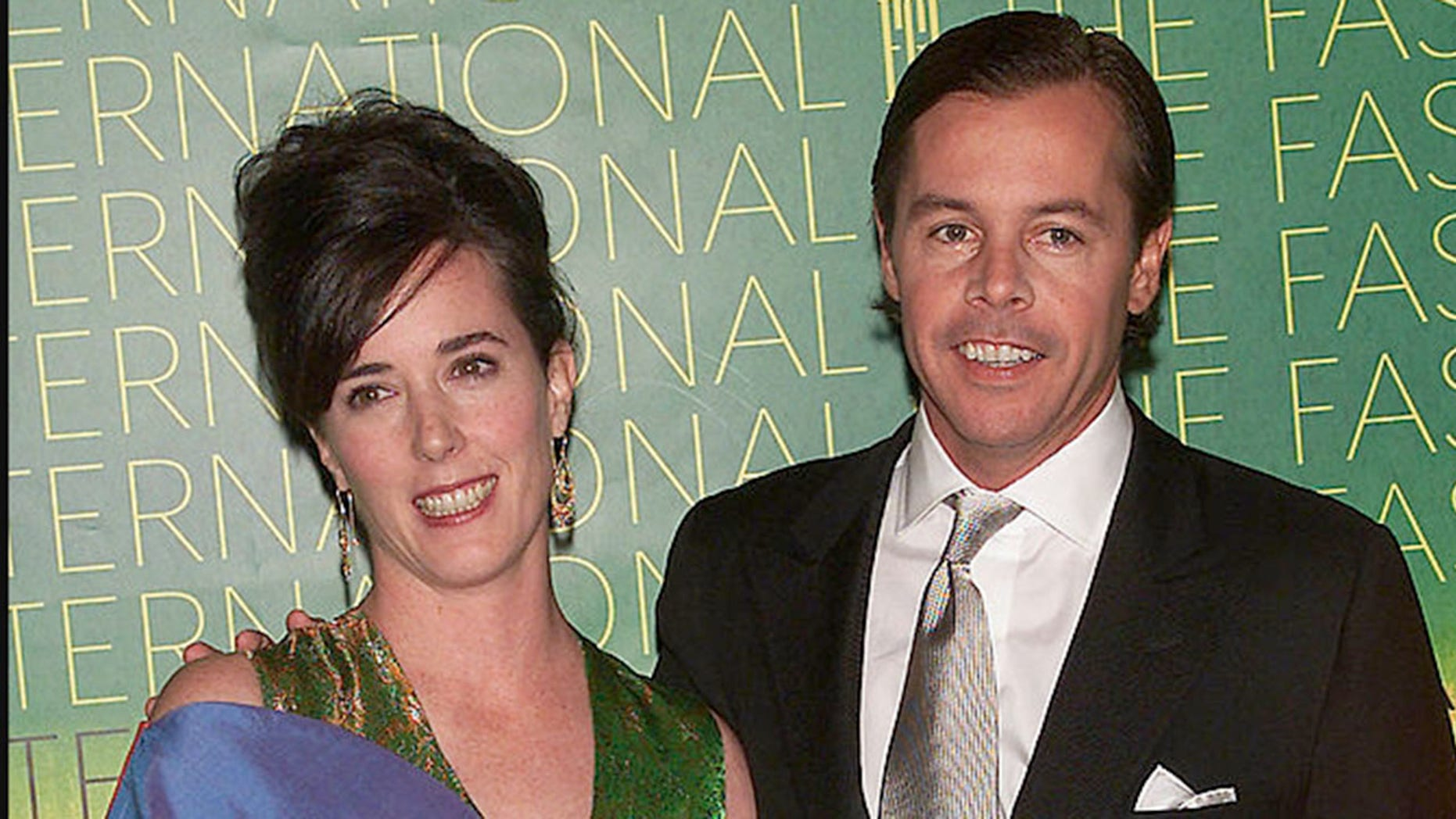 Kate Spade, left, hanged herself in her Park Avenue home on Tuesday morning. According to reports, the famed fashion designer fell into a deep depression after her husband Andy, right, moved out of their home and sought a divorce.