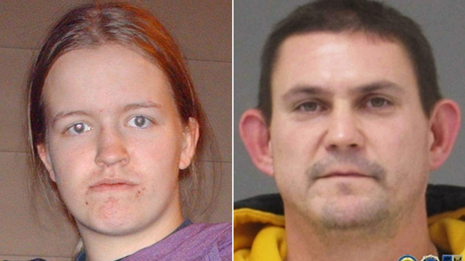 This file photo provided by The Iowa Department of Public Safety shows Kathlynn Shepard, 15. Michael J. Klunder, right, who police believe abducted 15-year-old Kathlynn Shepard and her 12-year-old friend Monday, May 20, 2013, as they walked home from school, committed suicide after the younger girl escaped.