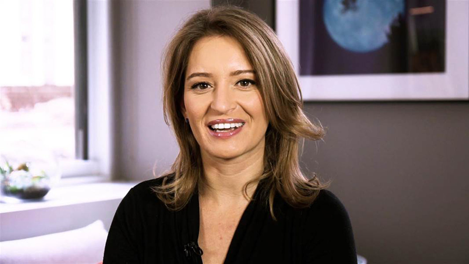 Katy Tur has worked for NBC News since 2012.