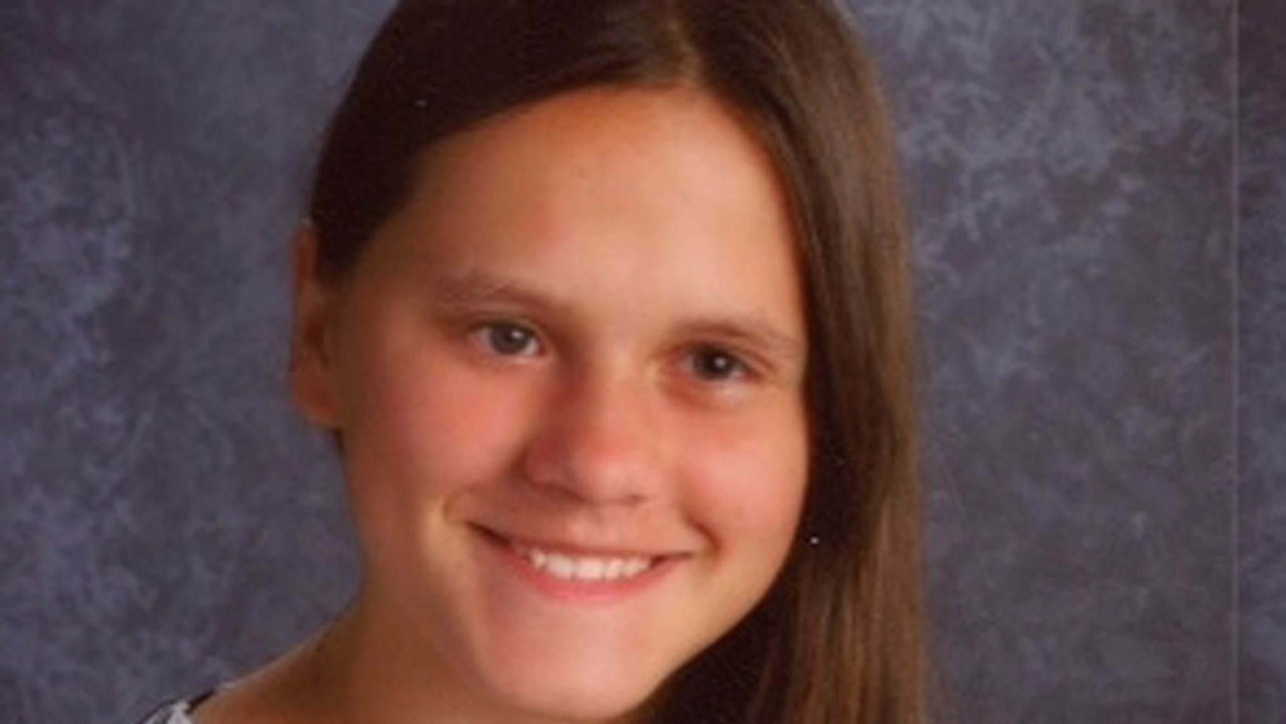 This undated photo, provided by the Mint Hill Police Department, shows Kayla Campbell.