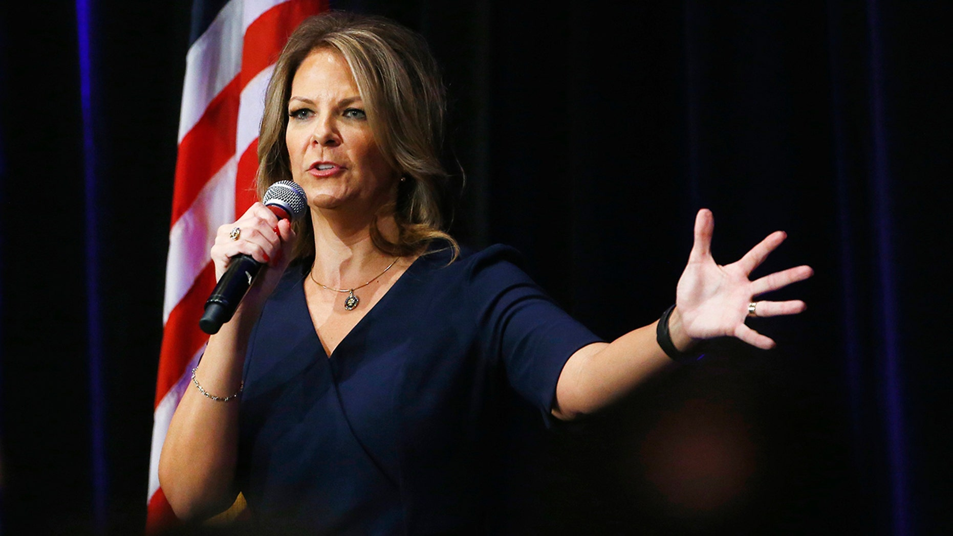Former Arizona State Sen. Kelli Ward apologized over comments about Sen. John McCain ending his medical treatment.
