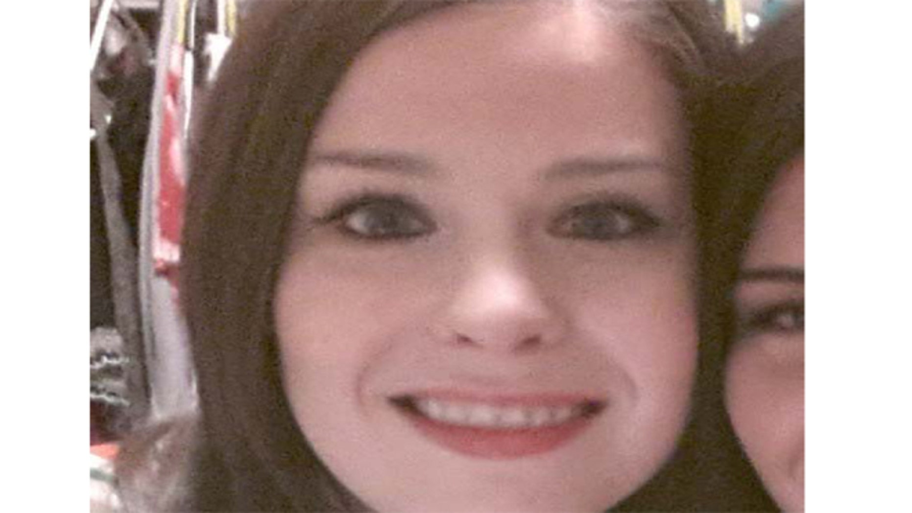 This undated photo shows Kelly Dwyer who was reported missing more than two weeks ago.