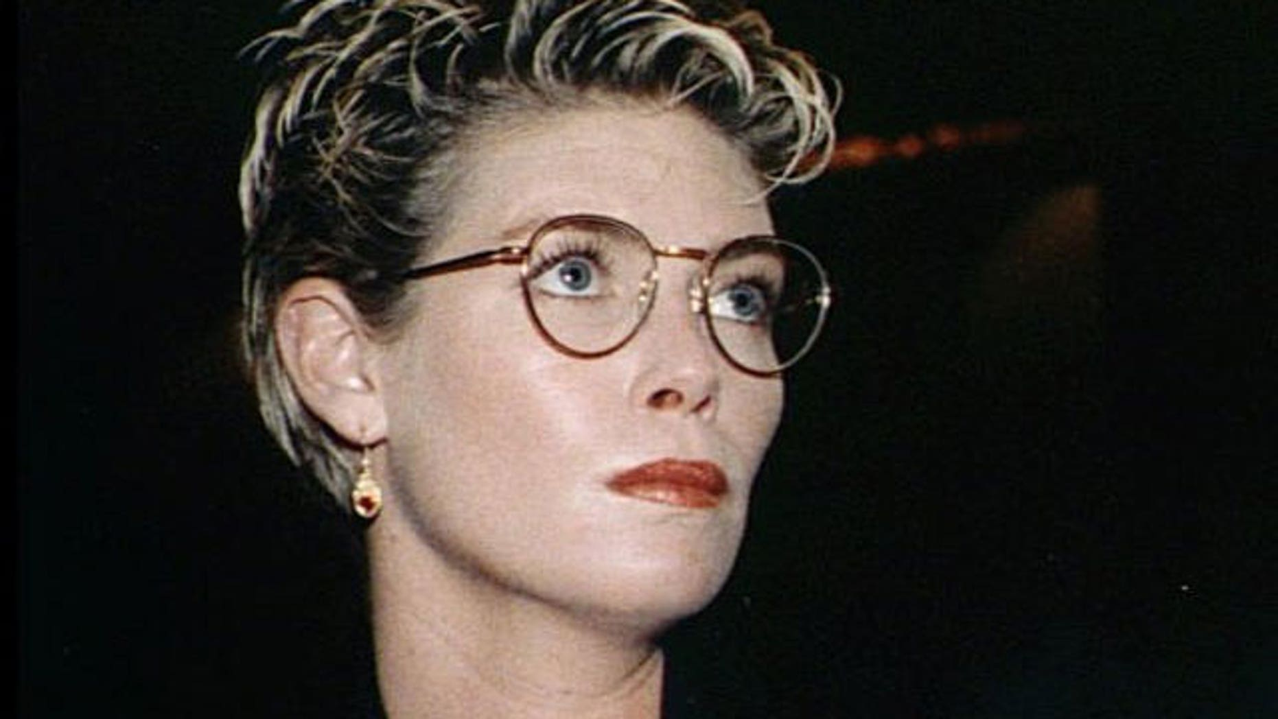 Actress Kelly McGillis committed to her partner in New Jersey this weekend.