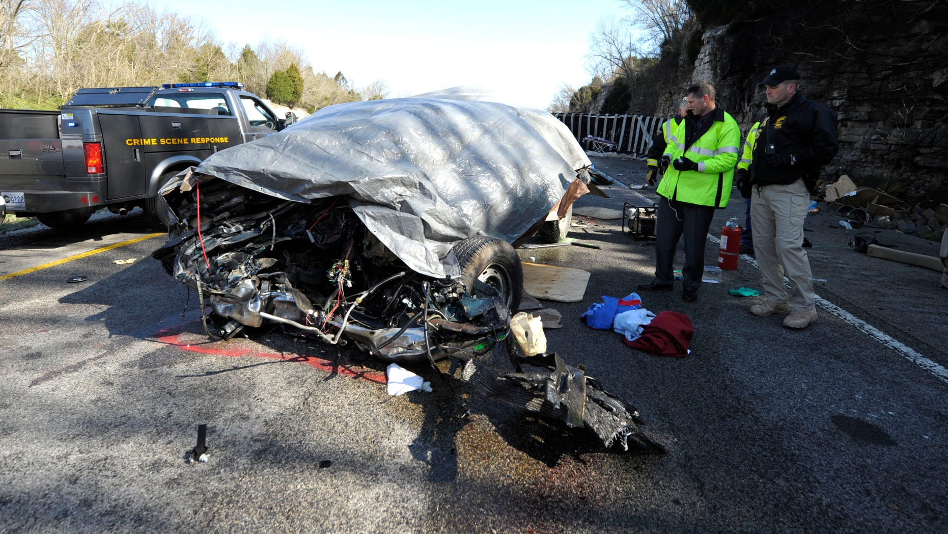 NTSB: Trucker on Phone at Time of Fatal Kentucky Crash | Fox