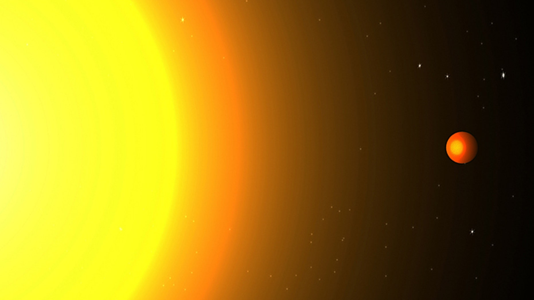 MIT researchers discovered an Earth-sized exoplanet named Kepler 78b that spins around its host star in a short 8.5 hours.