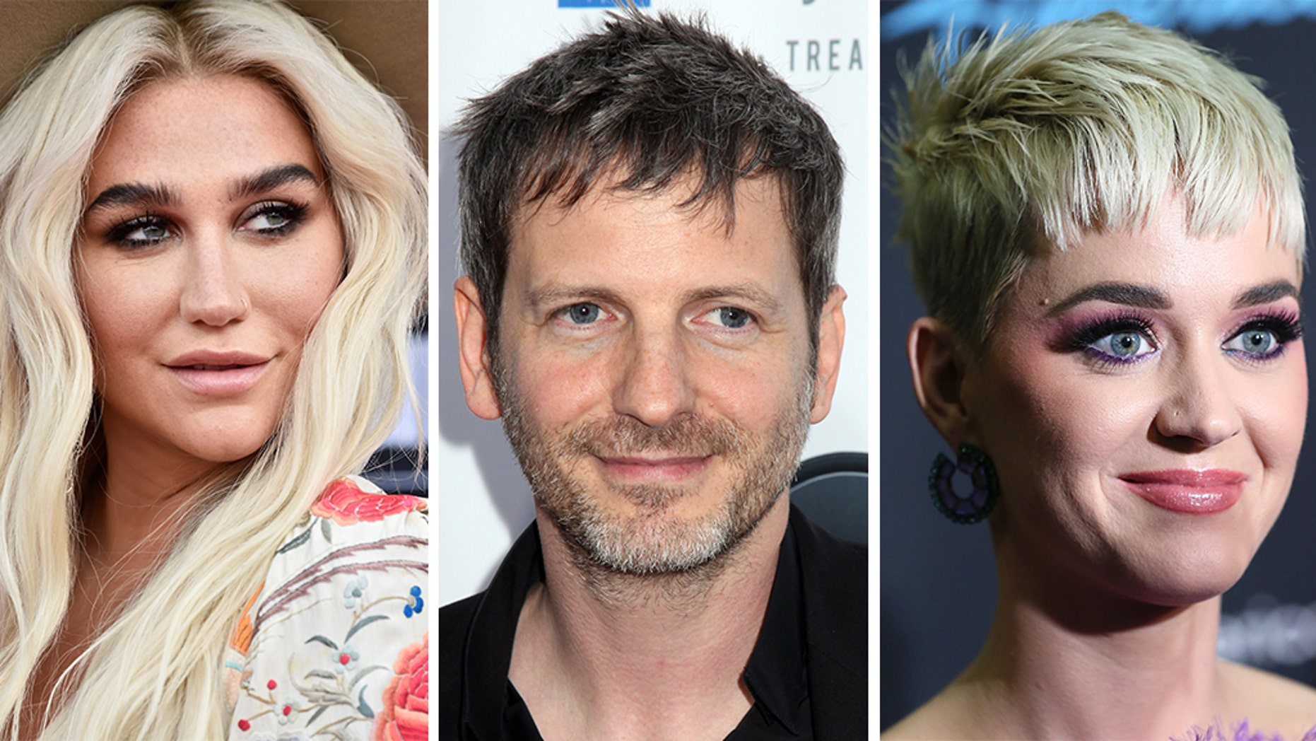 Kesha reportedly accused Dr. Luke of raping Katy Perry.