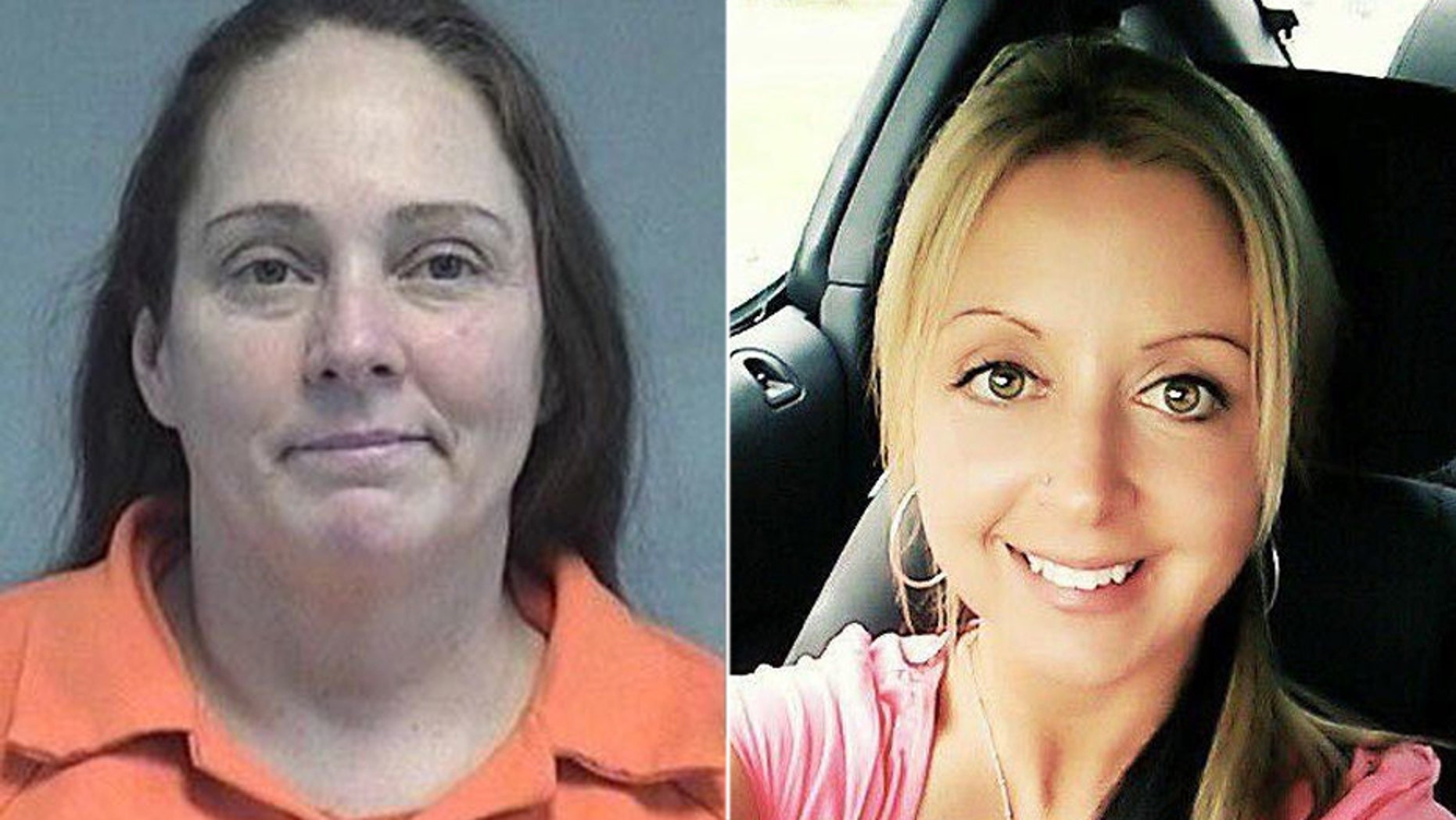 Jennifer Sybert, left, is a suspect in the disappearance of Joleen Cummings, right. Sybert reportedly was the last person to see Cummings before she was reported missing on May 13.