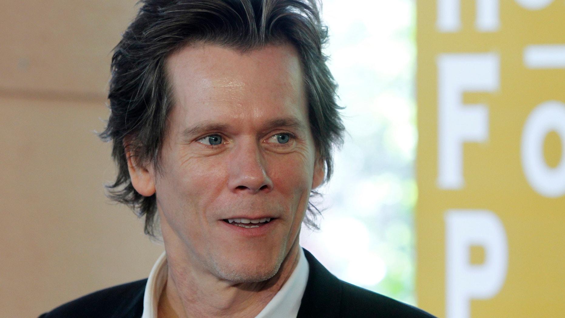"""Kevin Bacon worked alongside Elizabeth Gorcey in """"Footloose."""""""