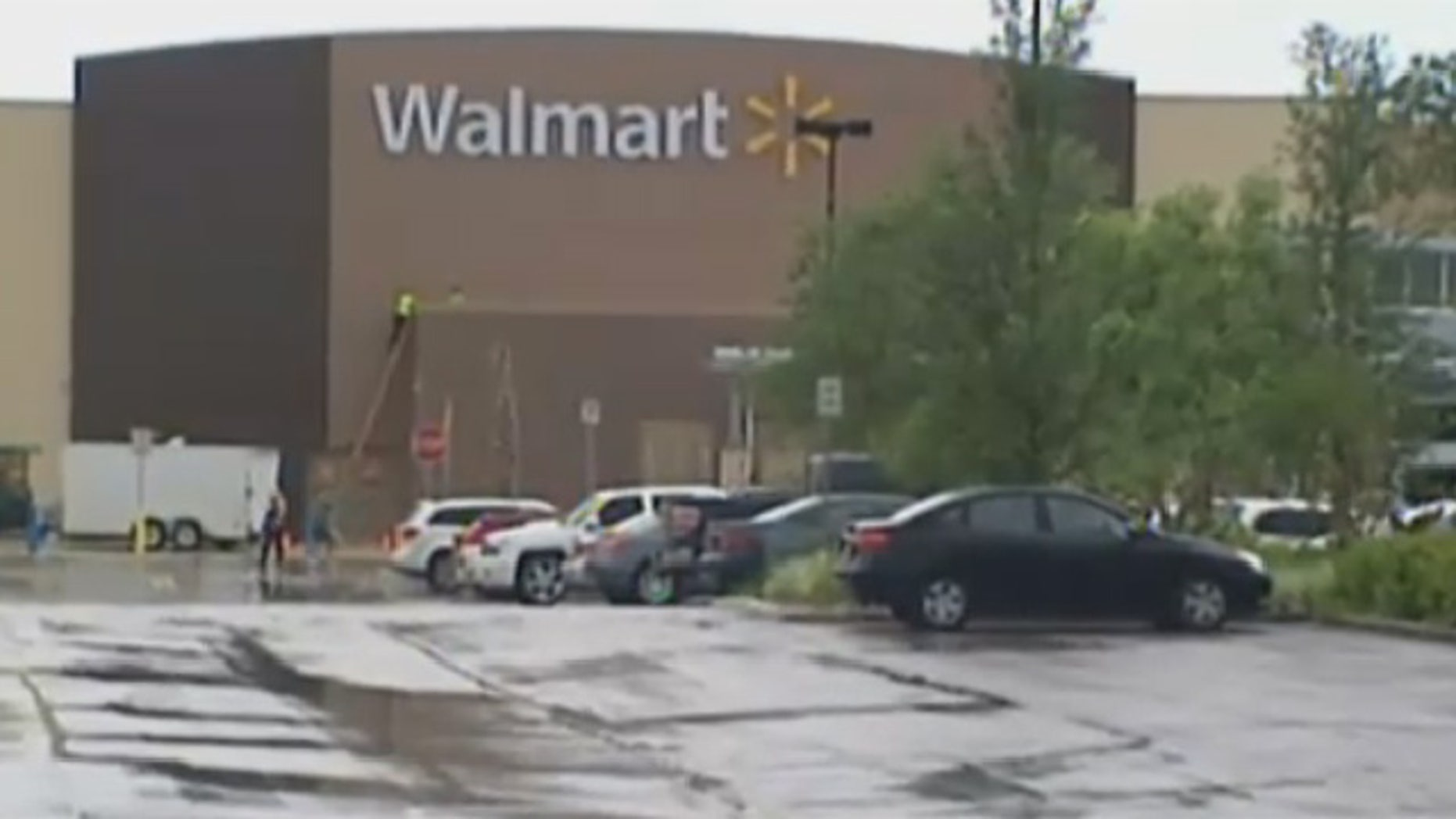WalMart apologized after not allowing students to perform in store.