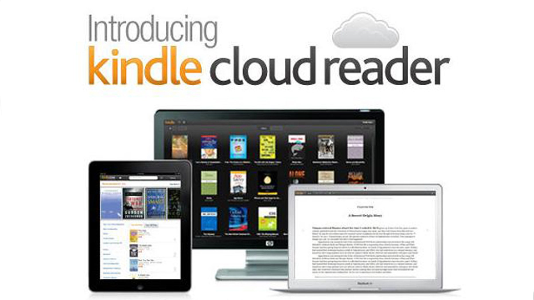 The Kindle Cloud Reader doesn't require an Apple app and doesn't require Amazon to give Apple a percentage of sales.