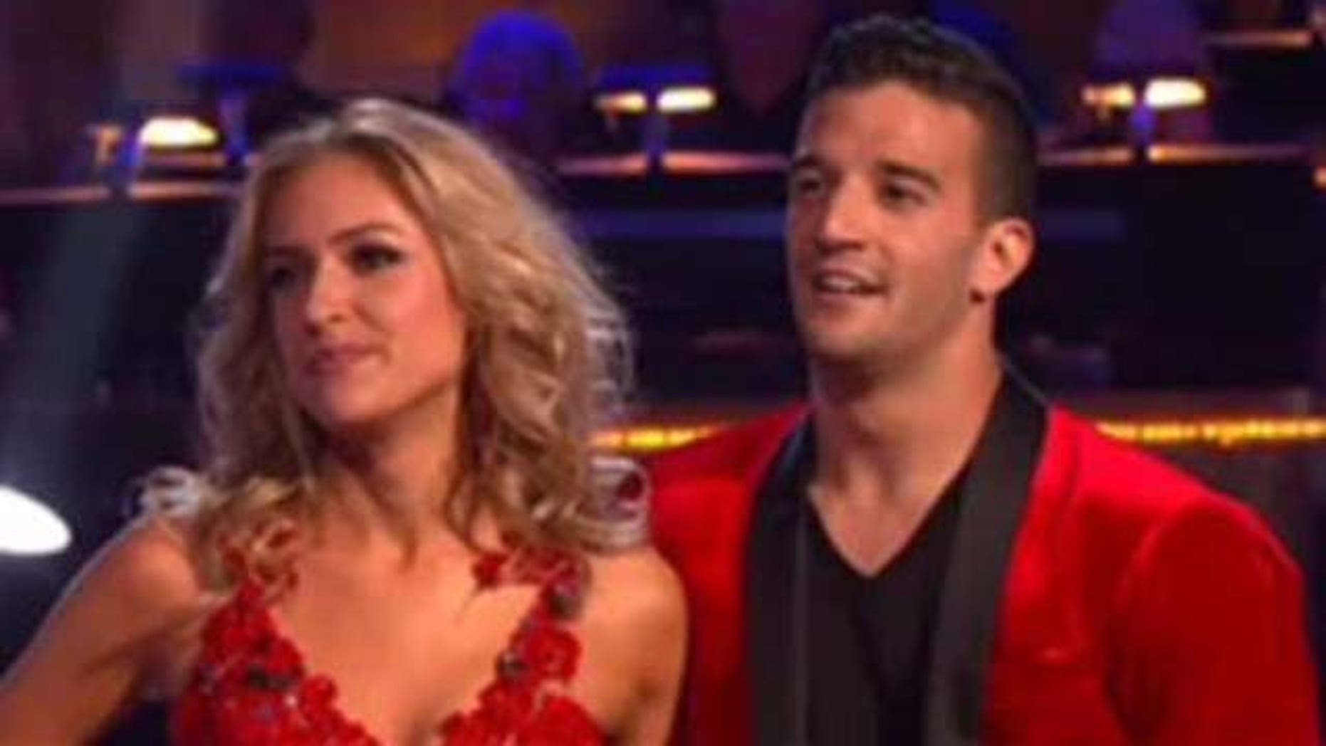 Oct. 4, 2011: Reality star Kristin Cavallari and Mark Ballas are eliminated from Dancing With the Stars on Tuesday night.