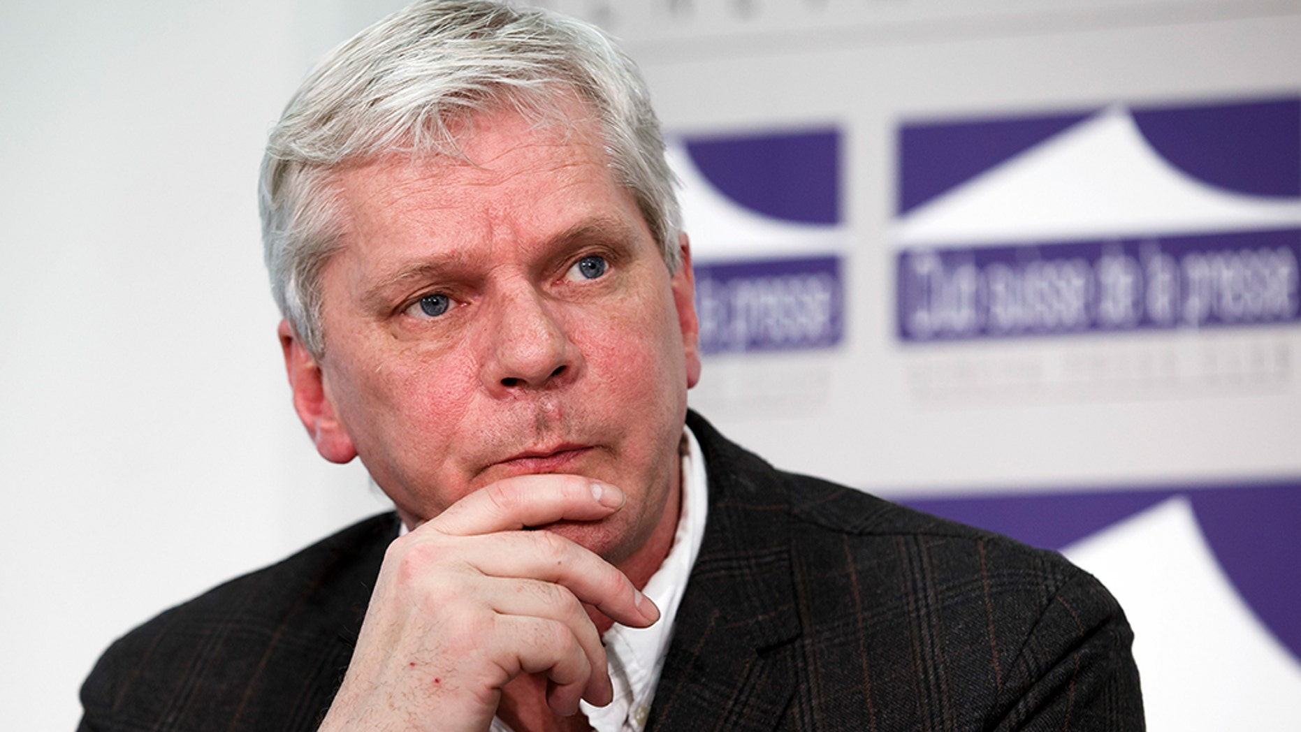 WikiLeaks on Wednesday named one-time spokesman Kristinn Hrafnsson as its new editor-in-chief, replacing Julian Assange.