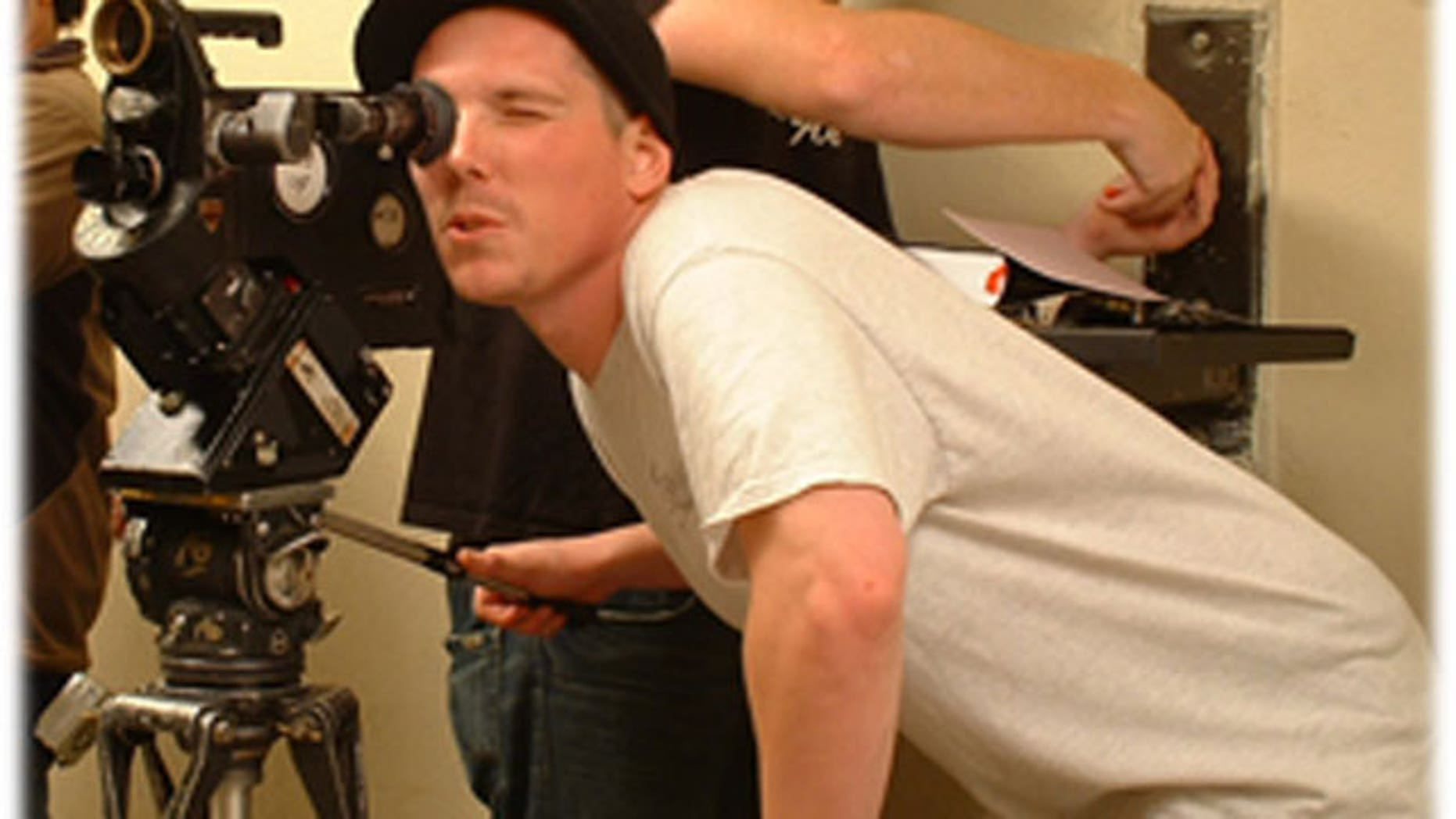 Kyle Hartnett, a veteran of the 82nd Airborne Division, is one of the filmmakers involved with In Their Boots.