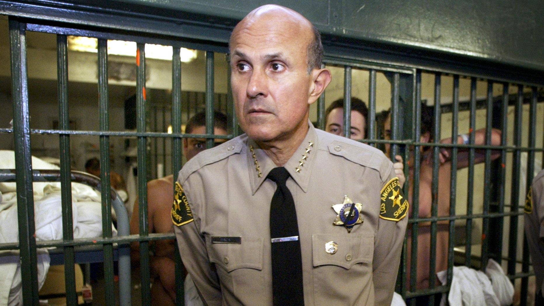 Los Angeles County Sheriff Lee Baca (AP)
