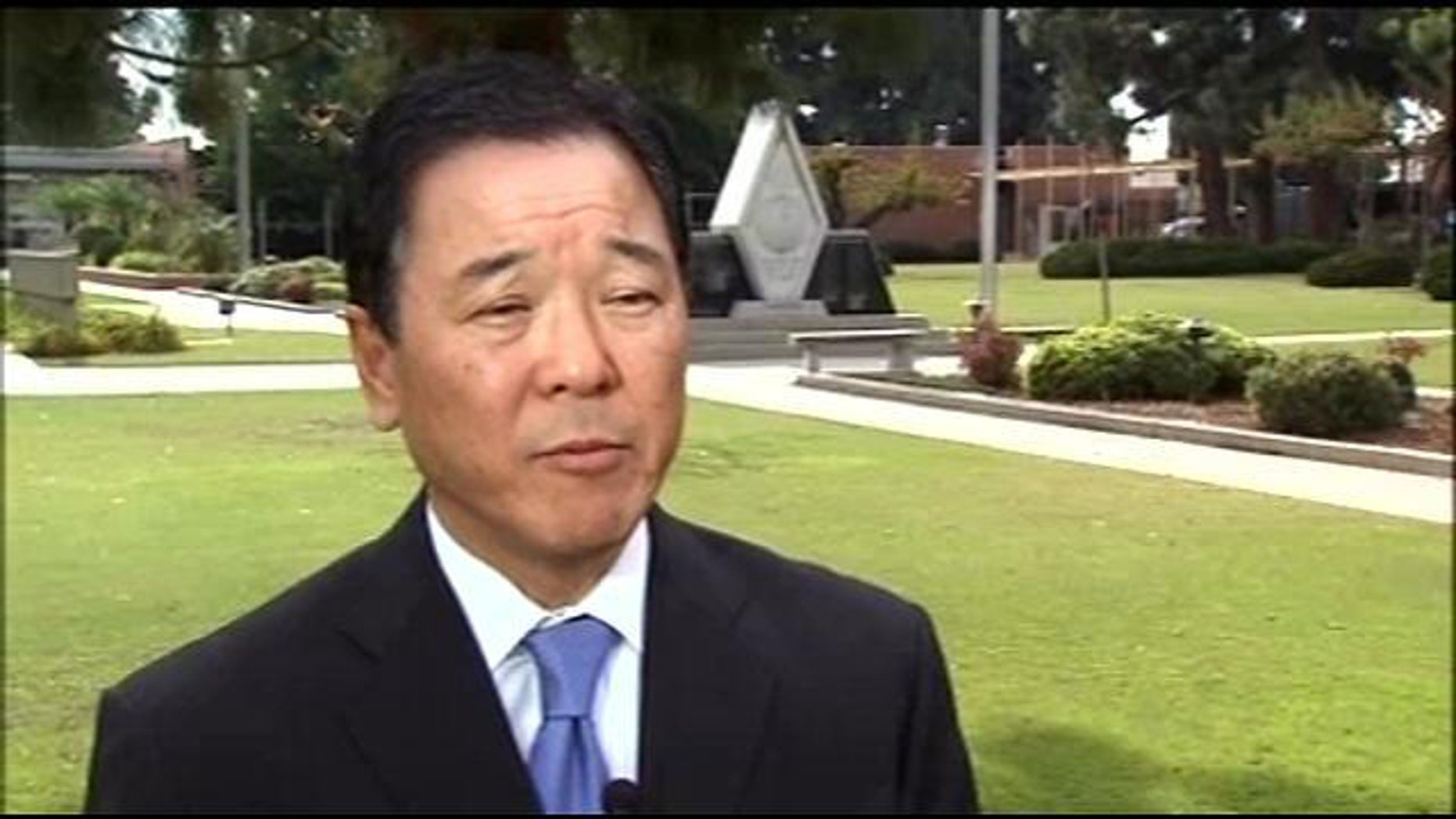 This undated photo shows former Los Angeles County Undersheriff Paul Tanaka (MyFoxLA.com)