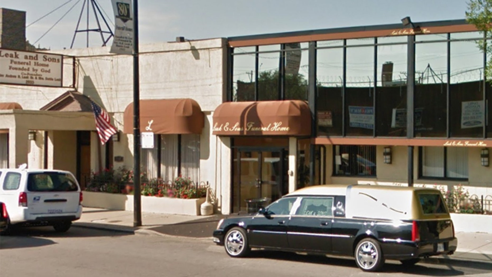 An Illinois funeral home allegedly tagged bodies wrong.