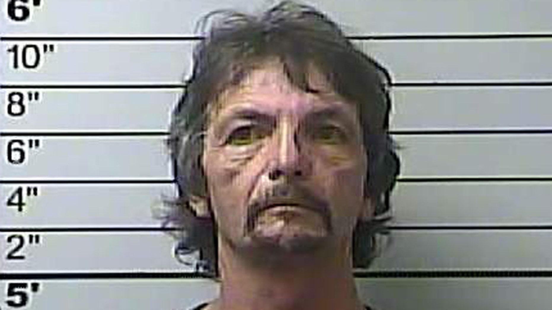 Marshall E. Leonard of Tupelo was jailed on a charge of detonating an explosive.