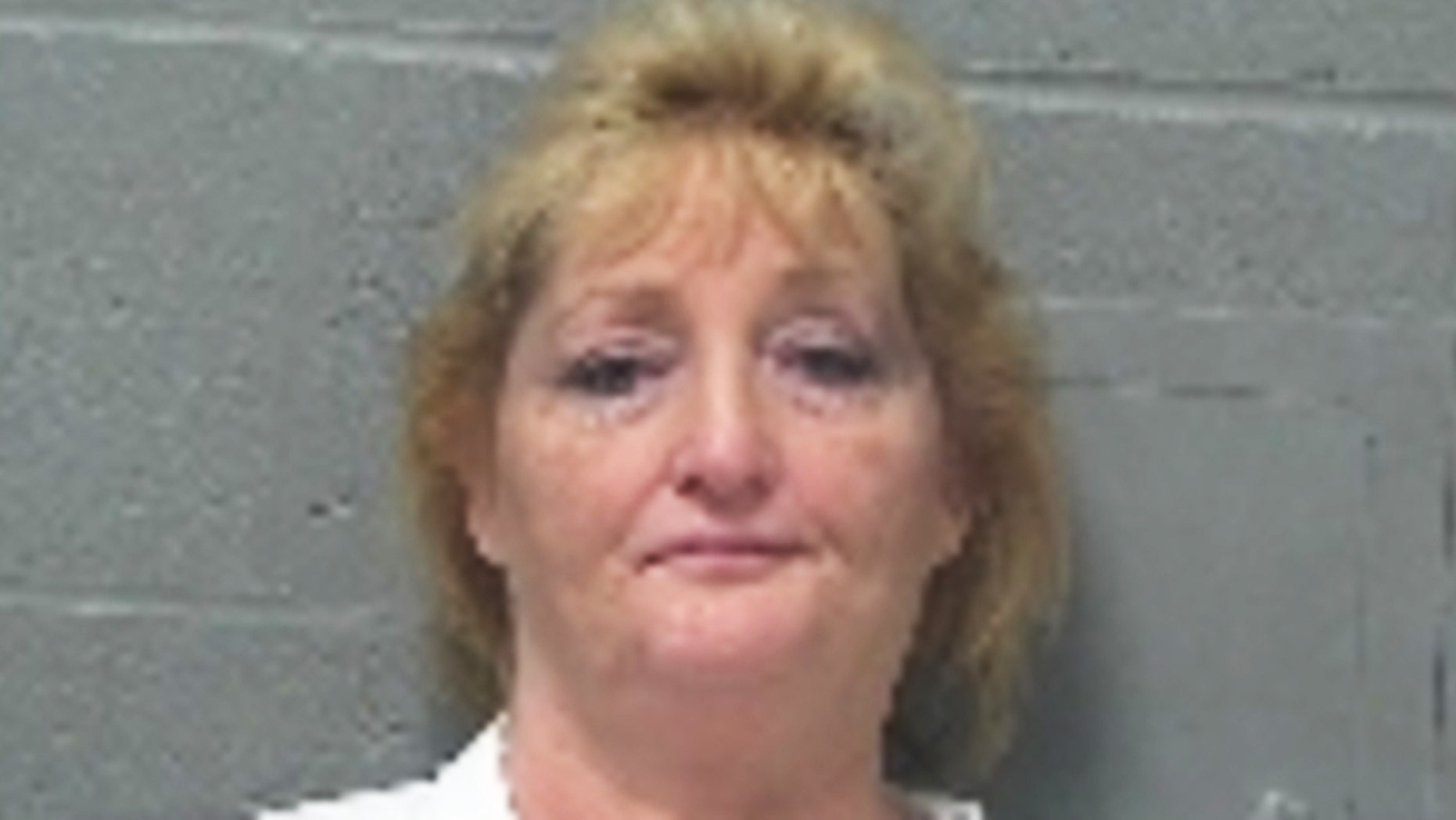 LaDonna Hughett was arrested on Saturday.