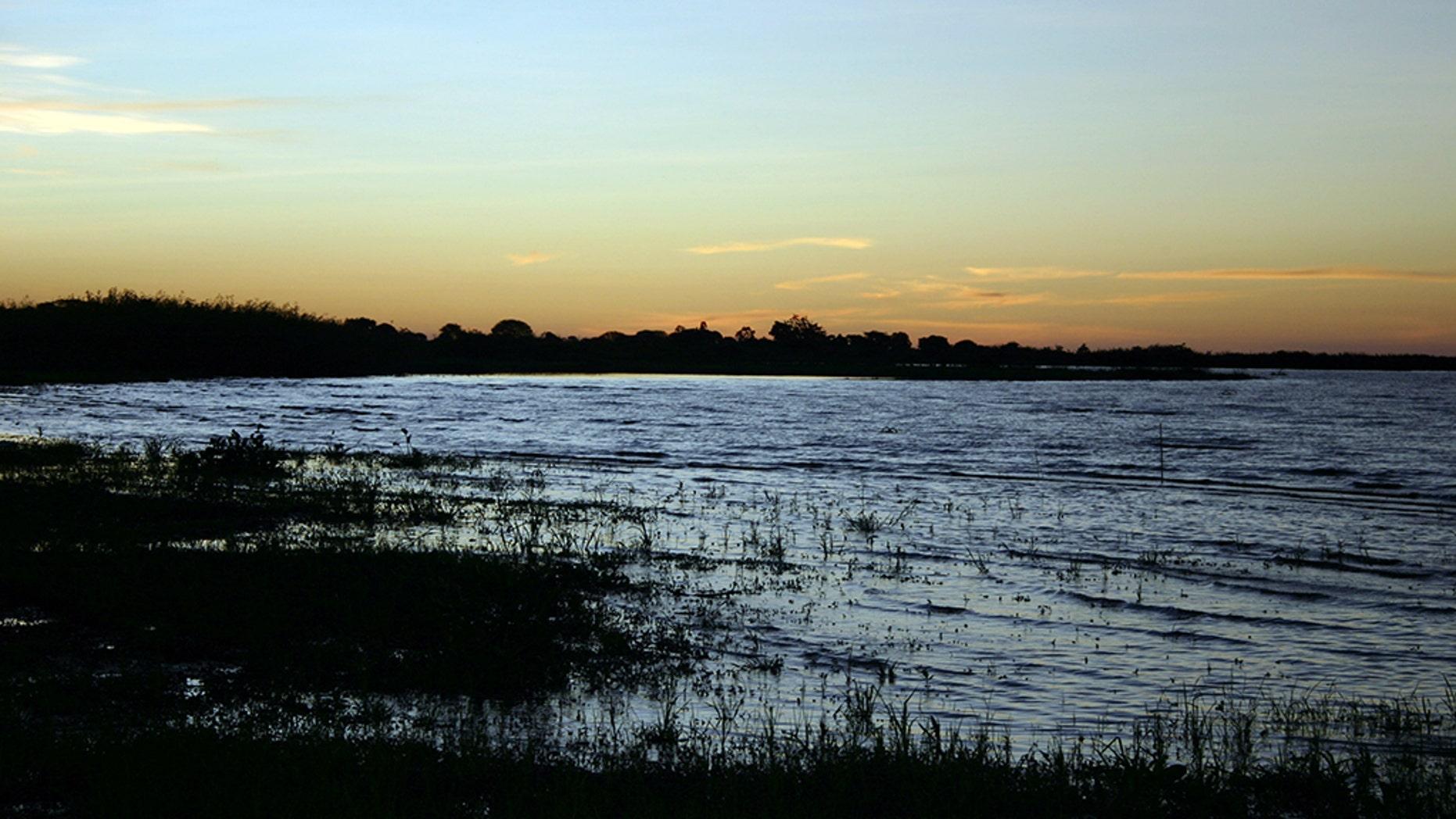 Lake Victoria straddles the borders of Kenya, Tanzania and Uganda.