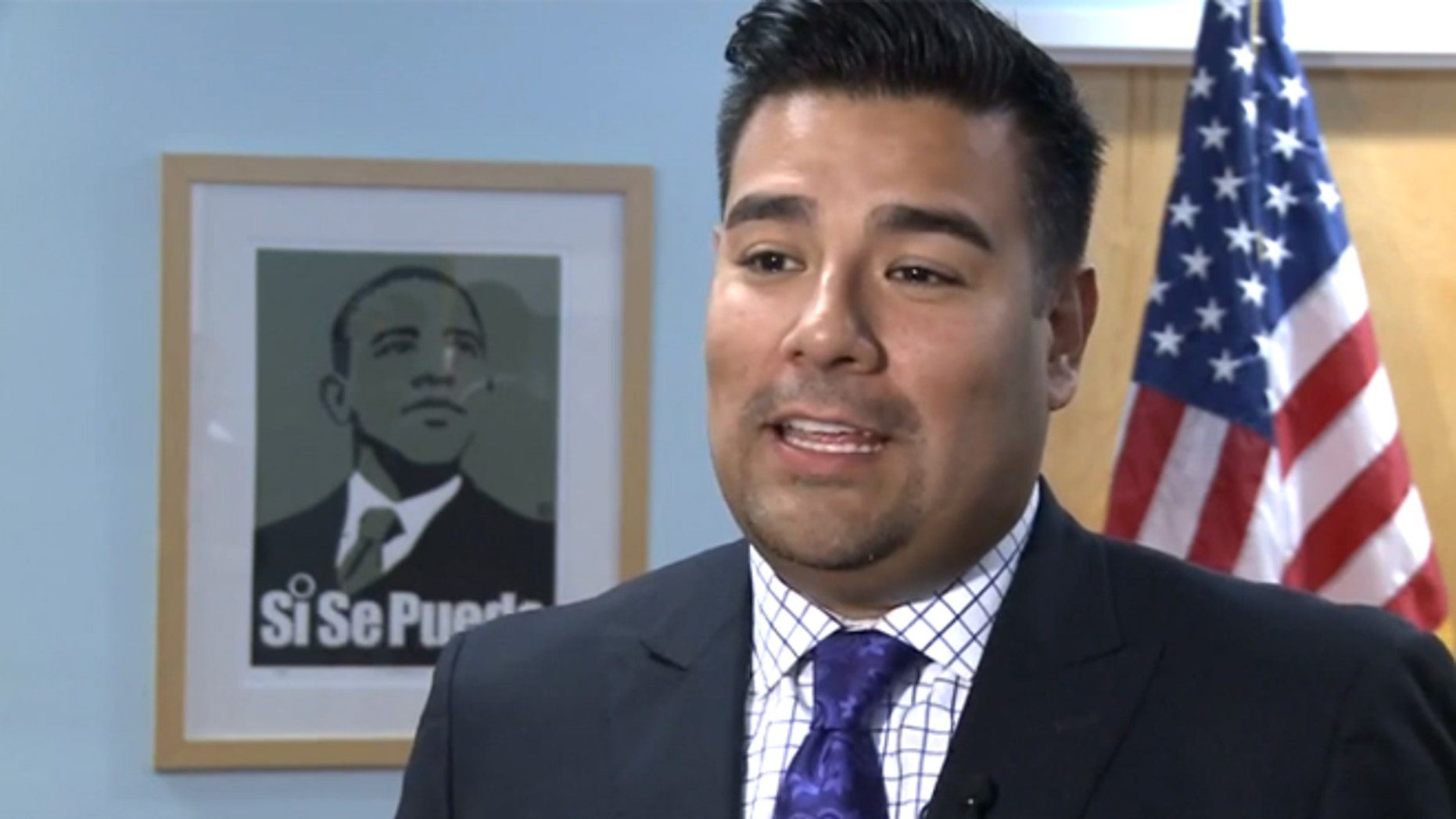 California State Senator Ricardo Lara.