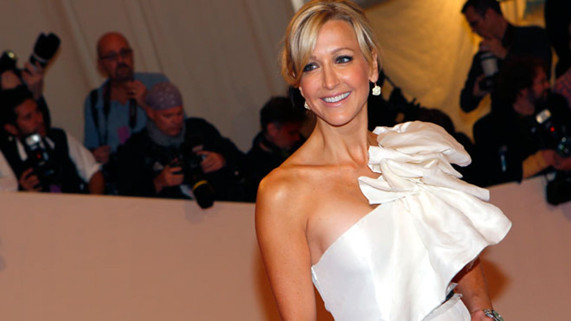 "Lara Spencer, host of ""Good Afternoon America."""