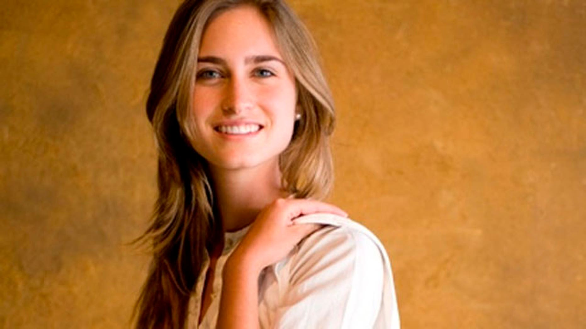 Lauren Bush, who became a vegetarian at a young age, has high hopes that Washington D.C can help. (Rein Skullerud)